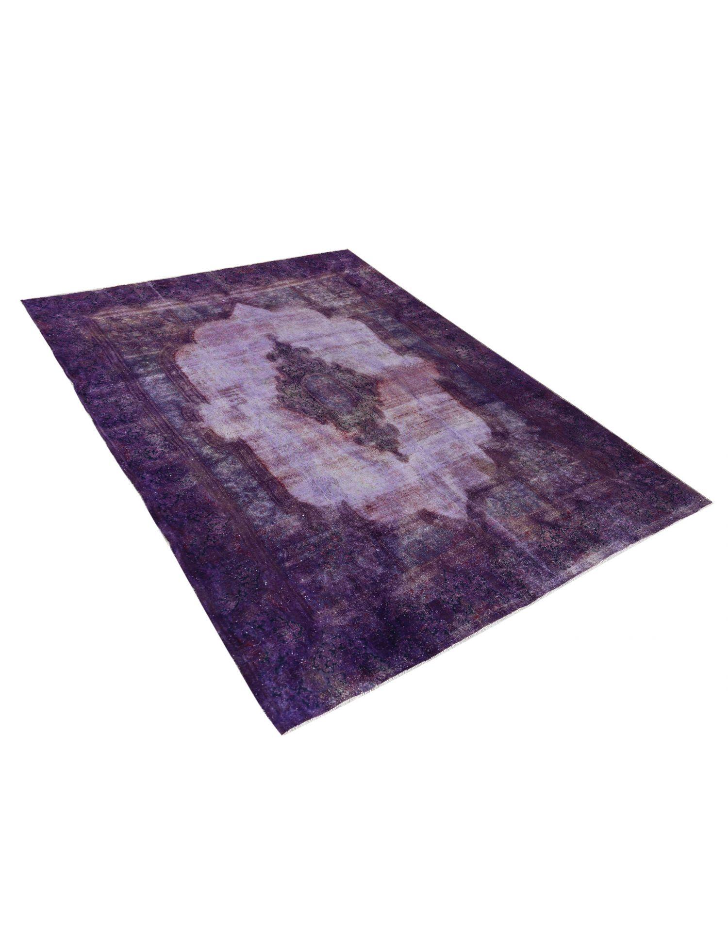 Vintage Teppich  lila <br/>370 x 280 cm