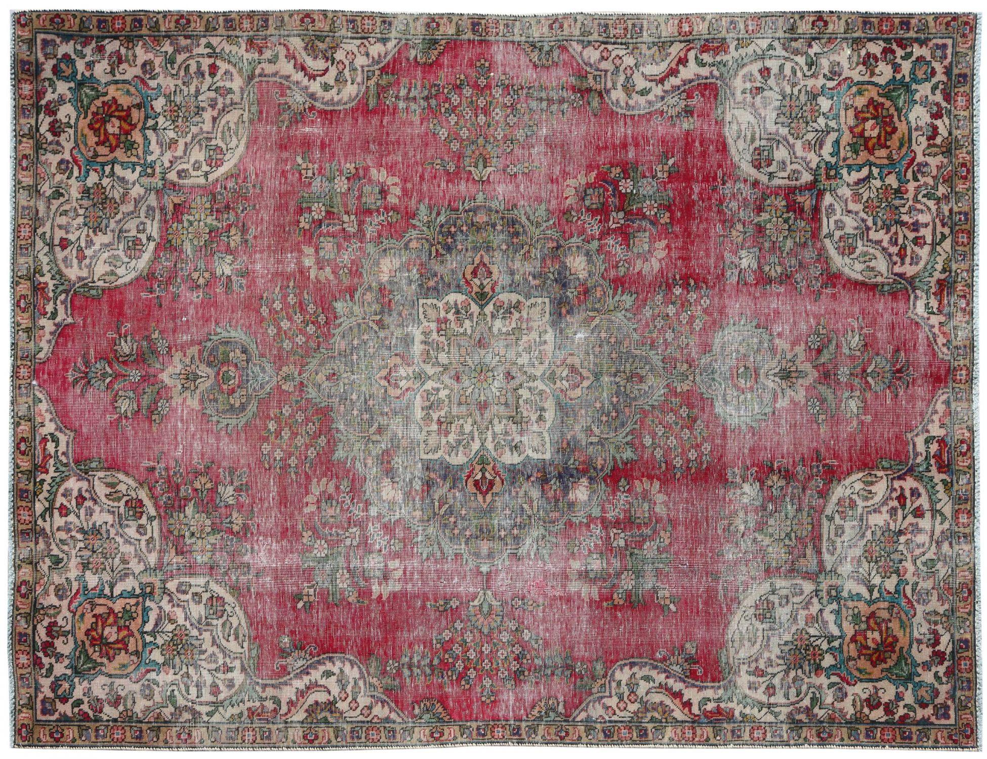 Stonewash  punainen <br/>285 x 184 cm