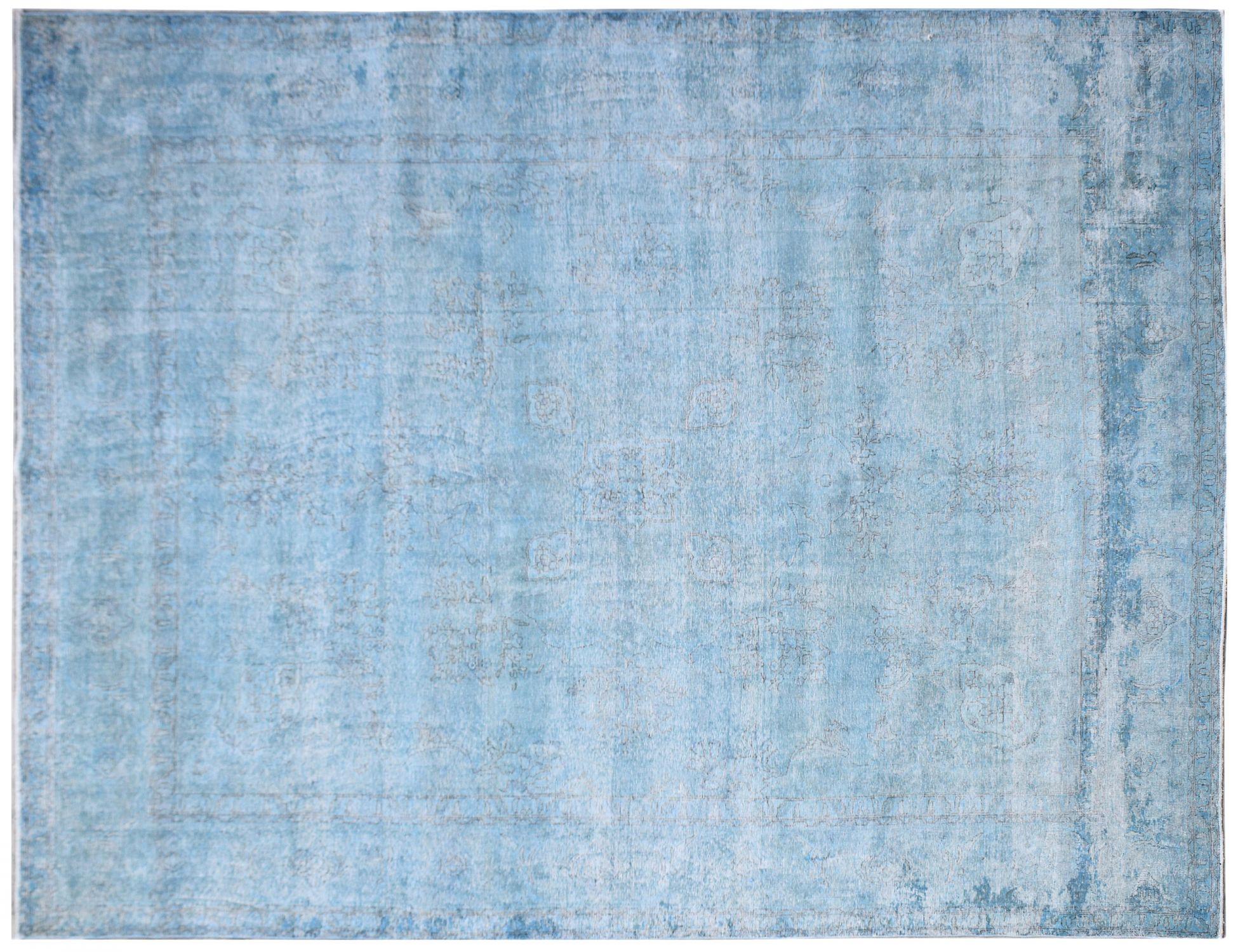 Tappeto Vintage  blu <br/>386 x 288 cm