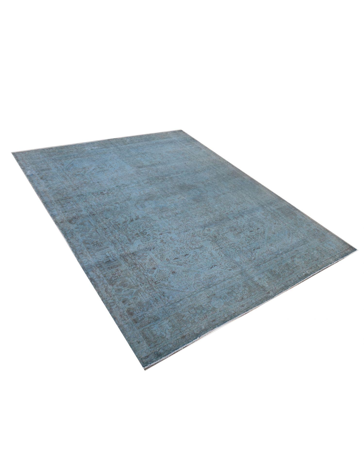 Tappeto Vintage  blu <br/>287 x 194 cm