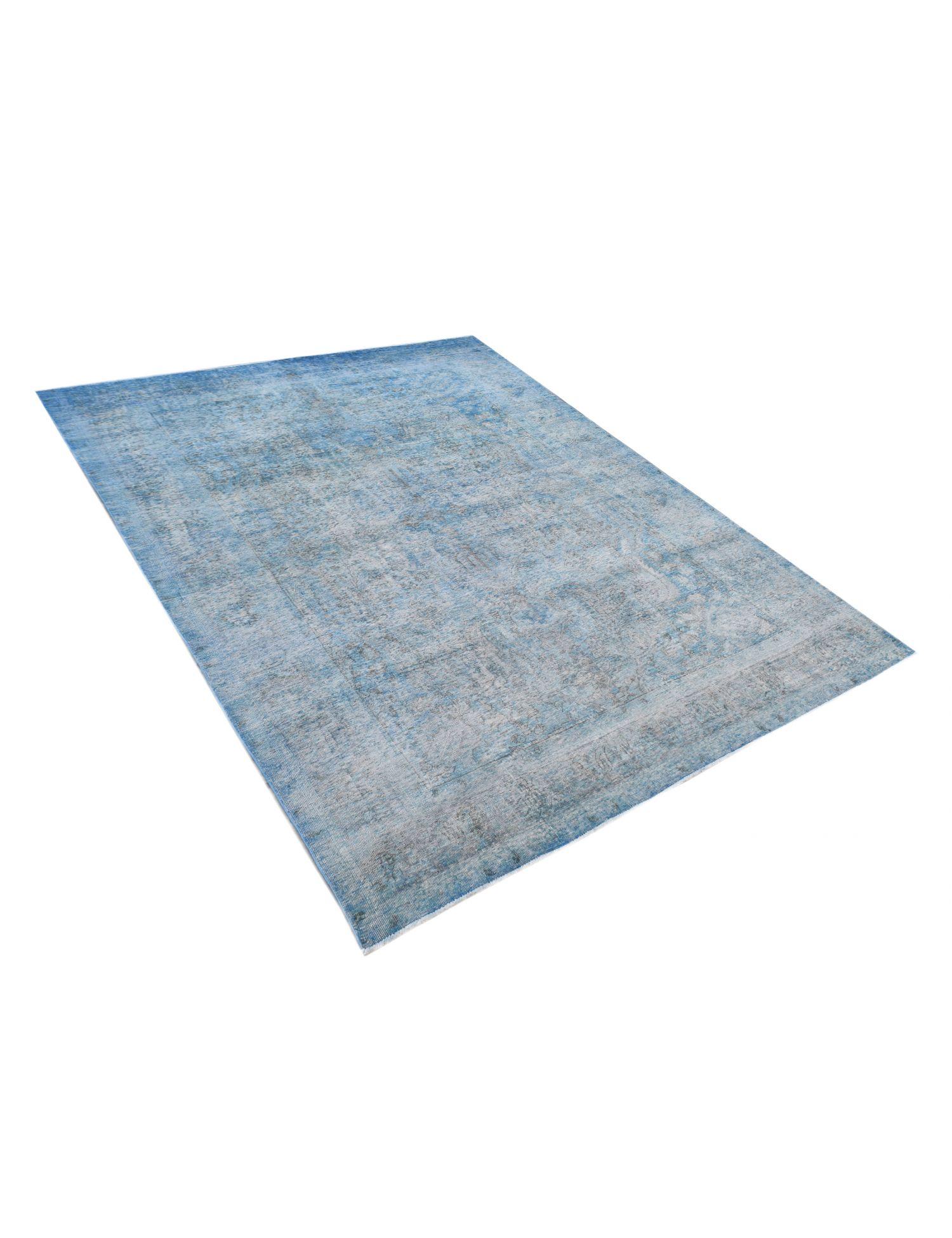 Tappeto Vintage  blu <br/>295 x 190 cm