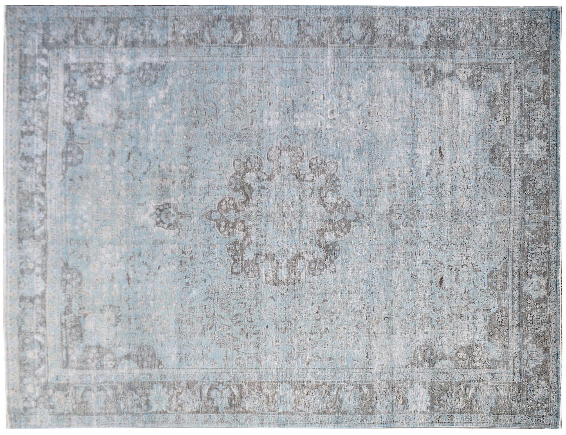 Tappeto Vintage  blu <br/>394 x 294 cm