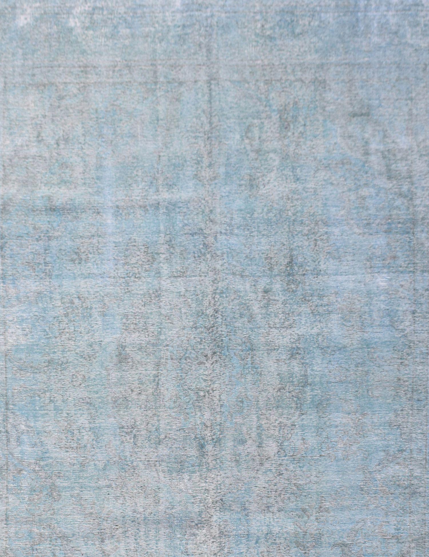 Tappeto Vintage  blu <br/>356 x 280 cm