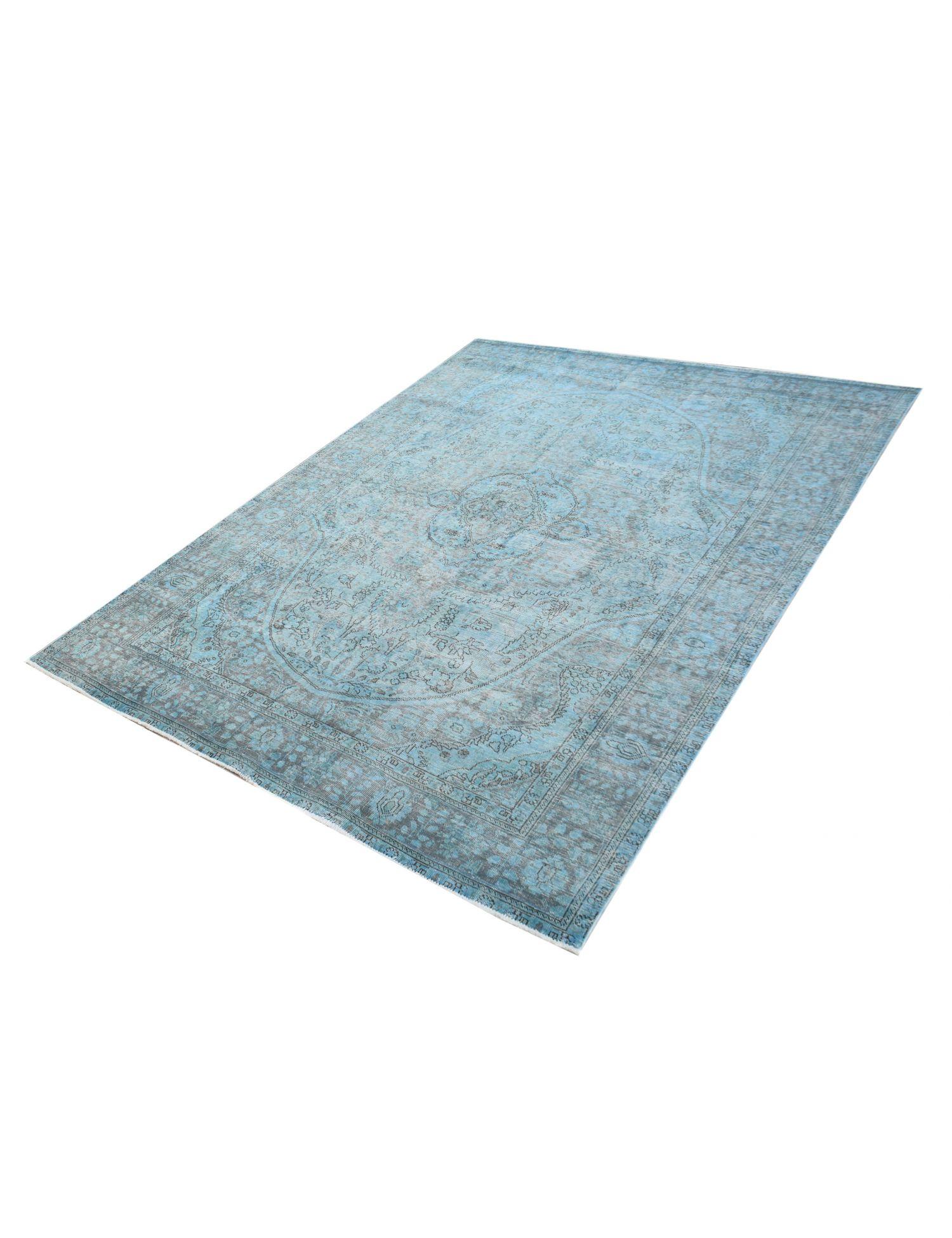 Tappeto Vintage  blu <br/>289 x 205 cm