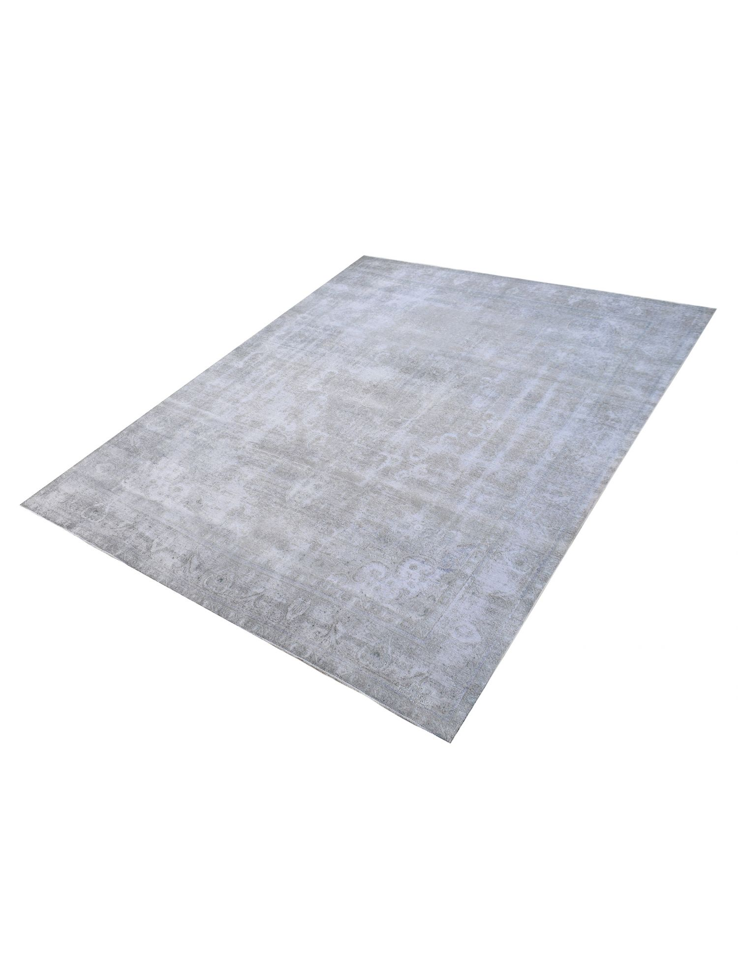 Tappeto Vintage  grigio <br/>380 x 293 cm