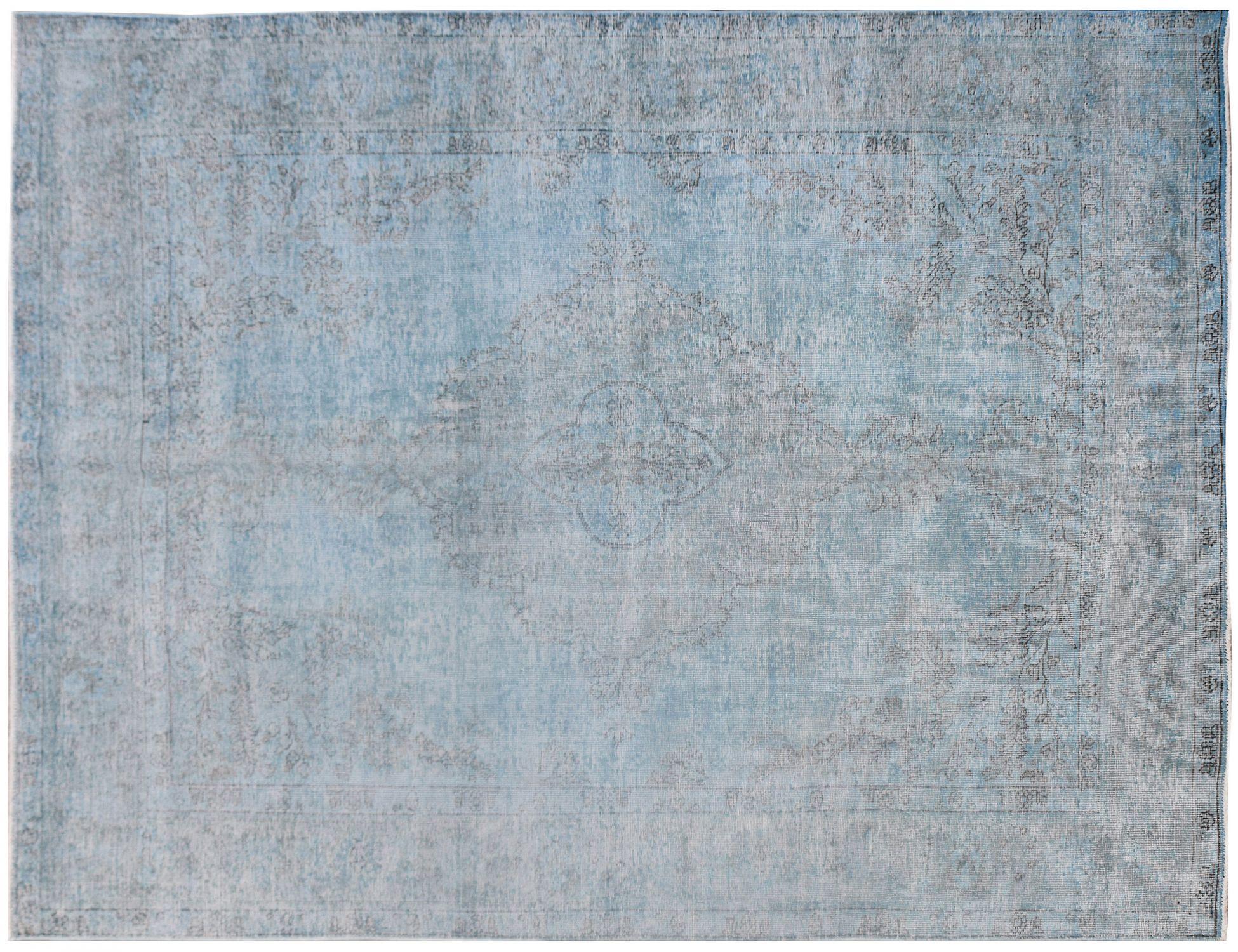 Tappeto Vintage  blu <br/>284 x 194 cm