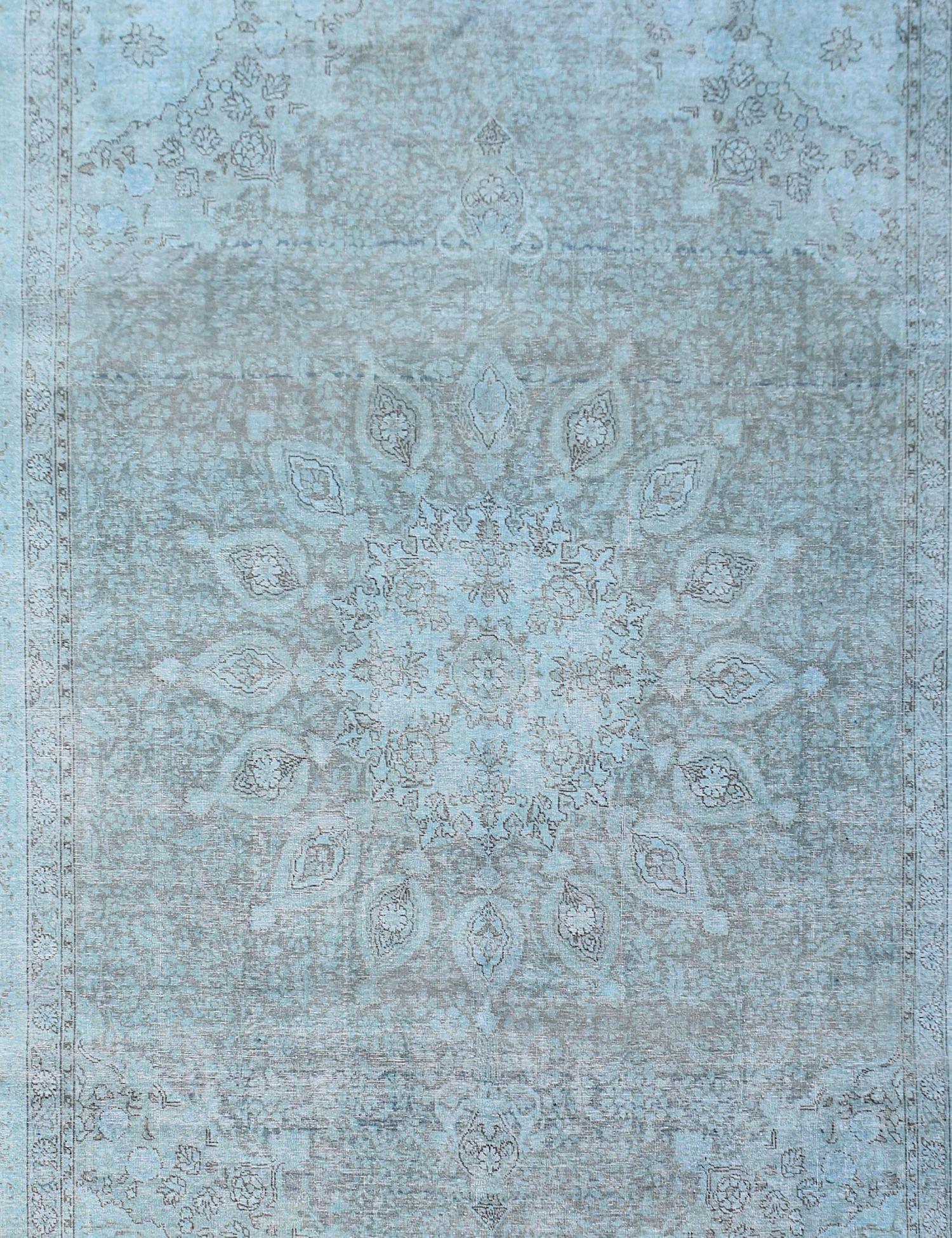 Vintage Matta  sininen <br/>345 x 243 cm