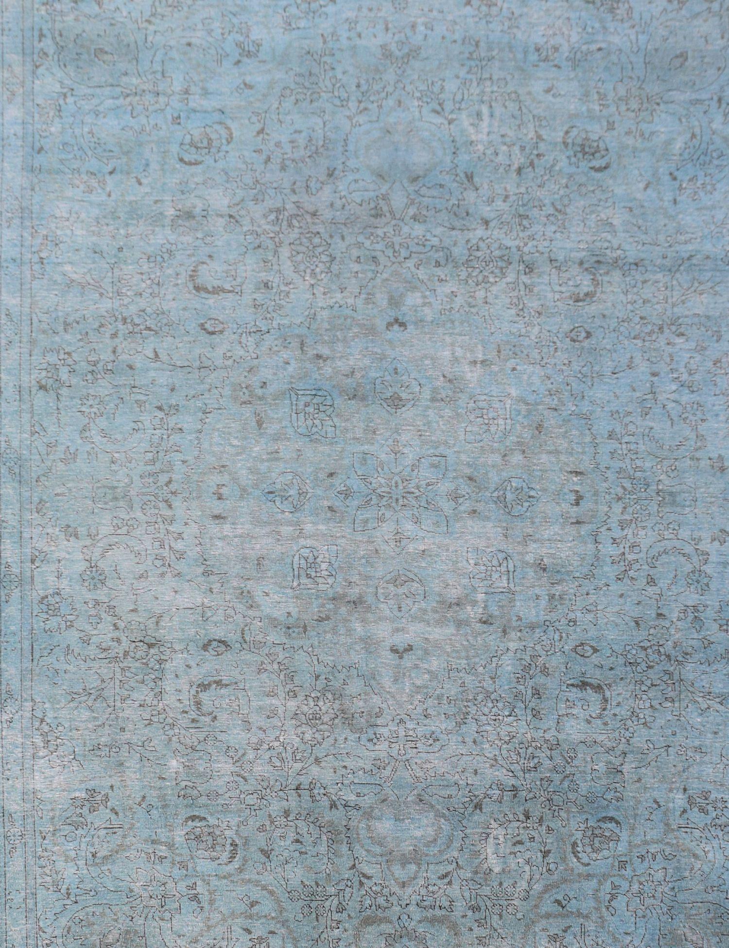 Tappeto Vintage  blu <br/>388 x 297 cm