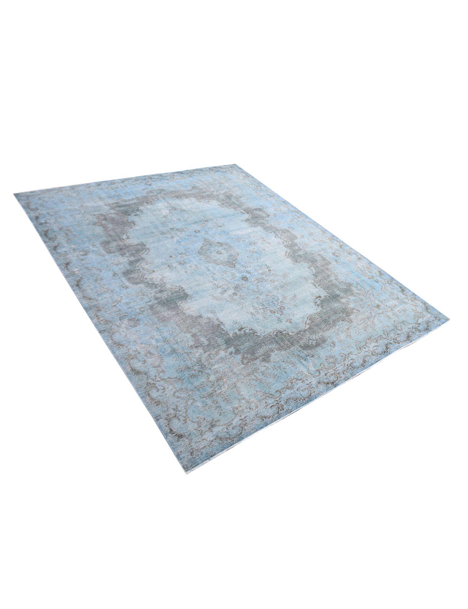 Tappeto Vintage  blu <br/>382 x 291 cm