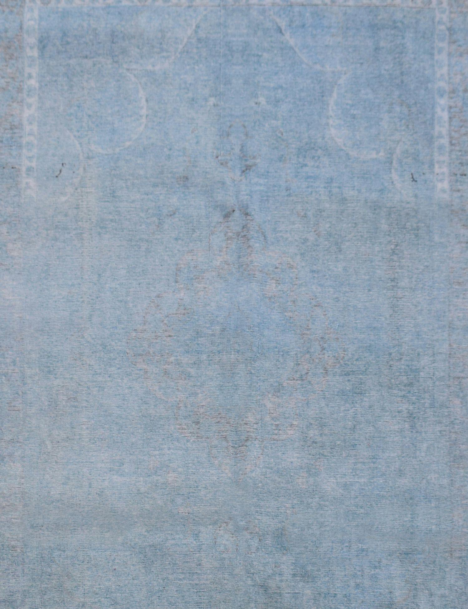 Vintage Teppich  blau <br/>288 x 188 cm