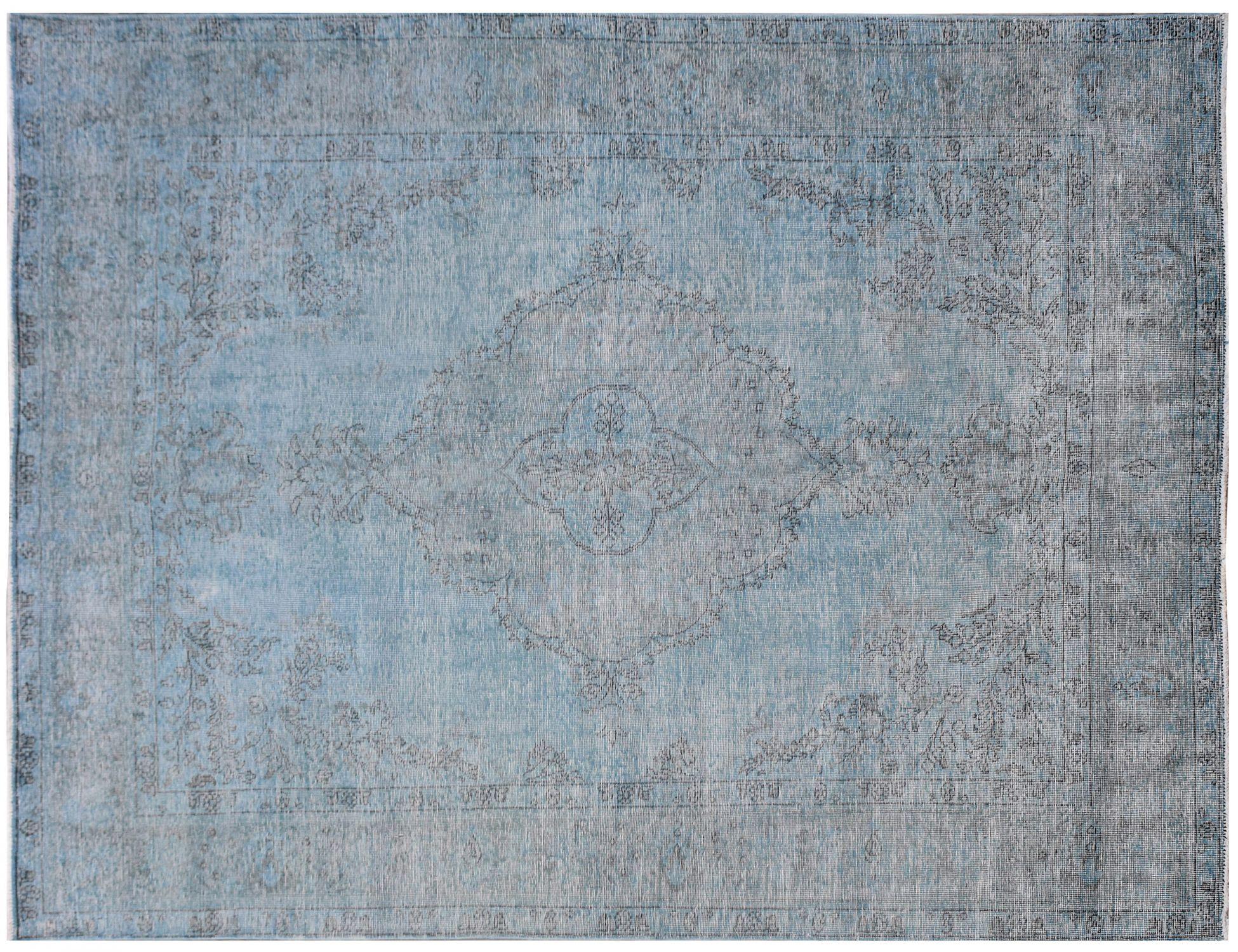 Tappeto Vintage  blu <br/>282 x 198 cm