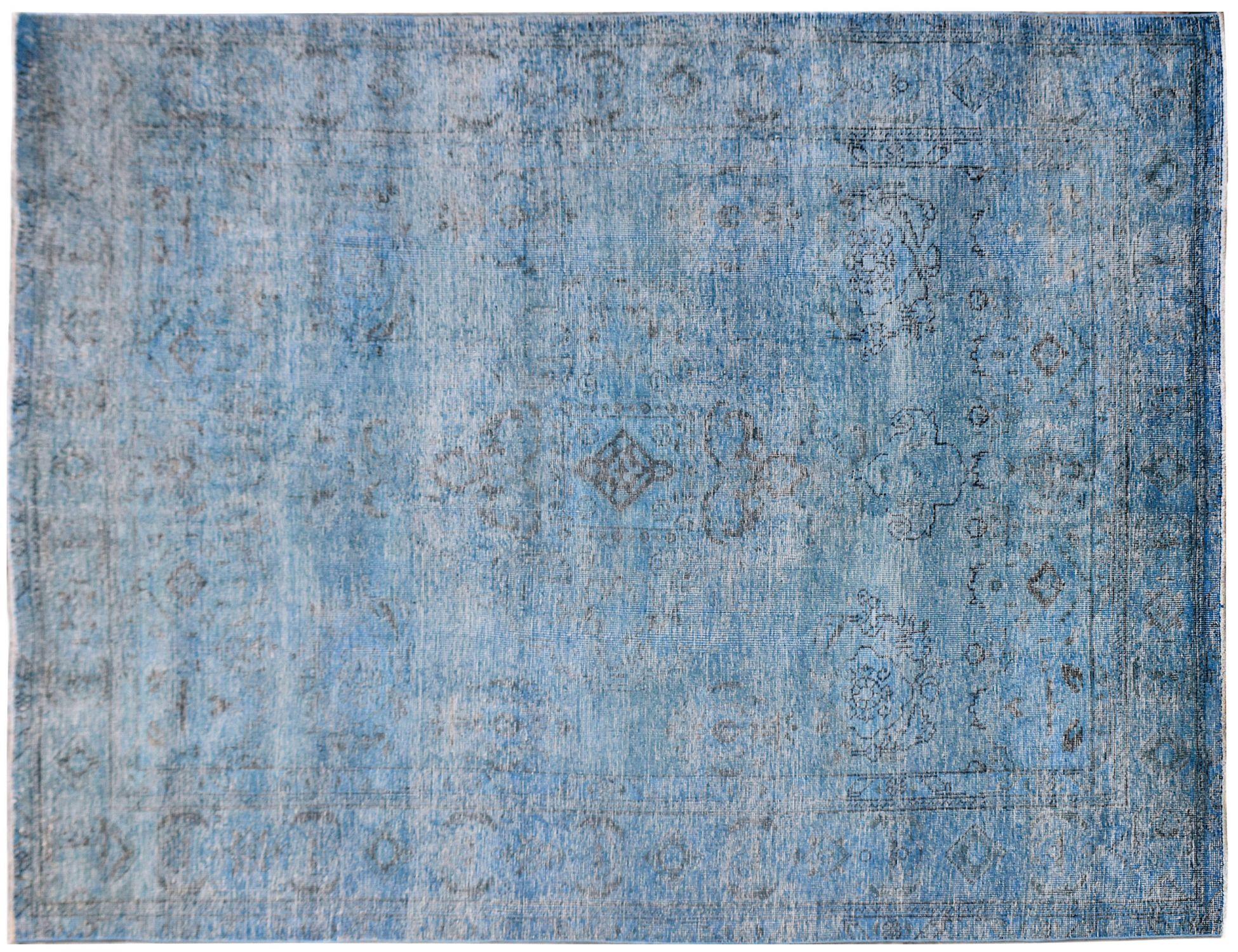 Tappeto Vintage  blu <br/>288 x 201 cm