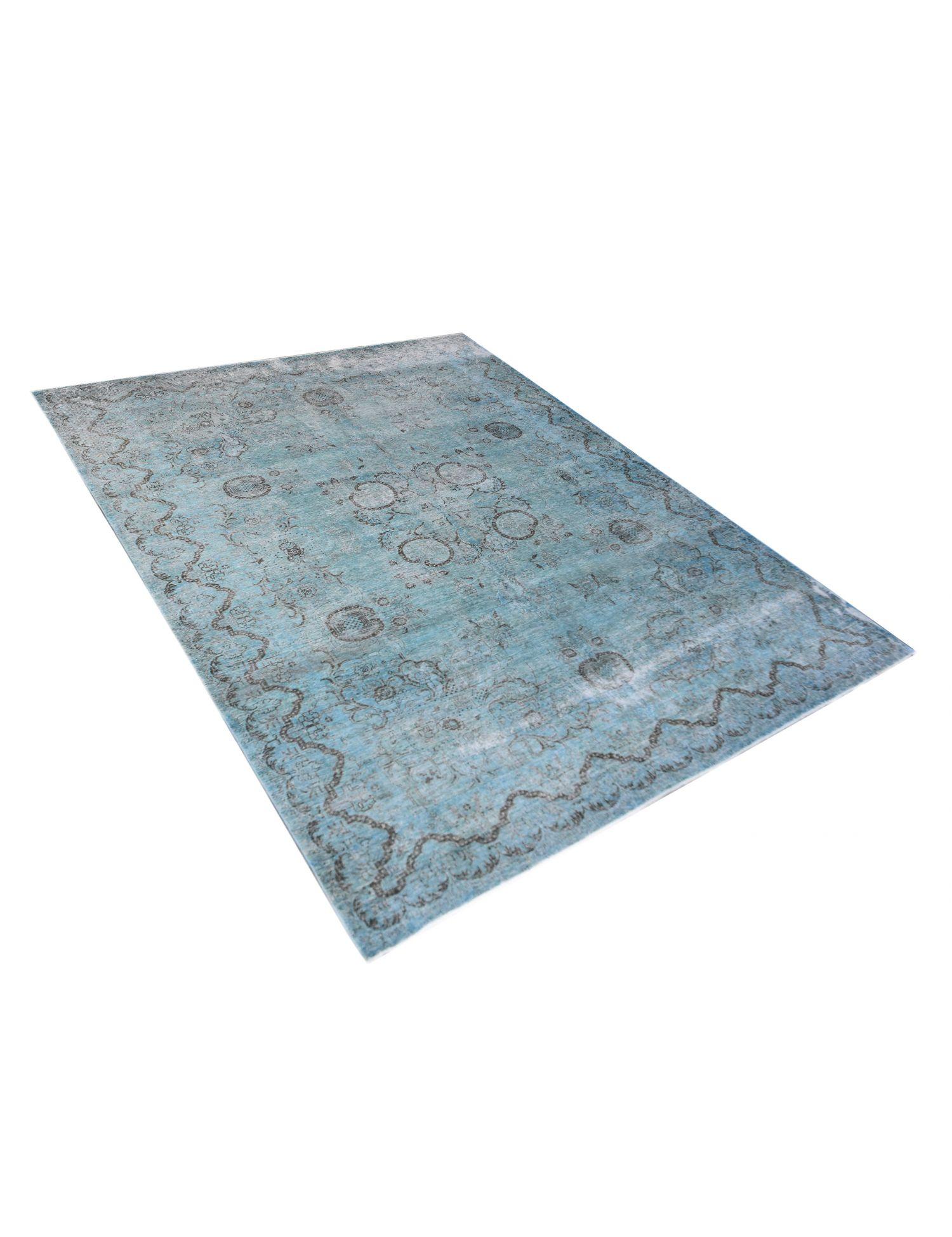 Tappeto Vintage  blu <br/>321 x 238 cm