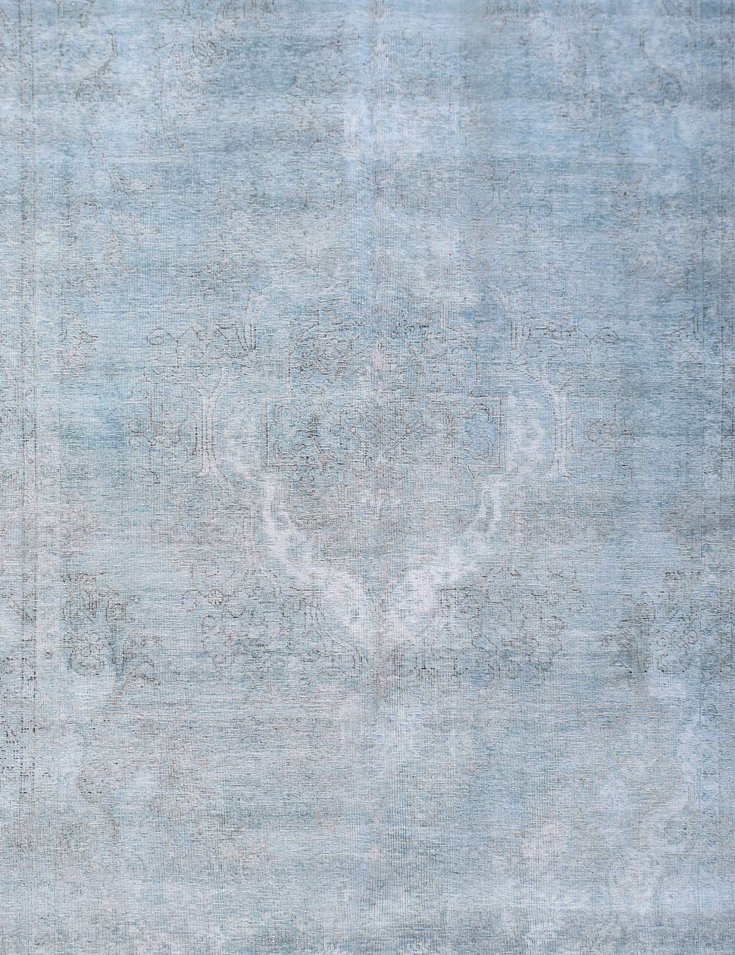 Vintage Teppich  blau <br/>330 x 238 cm