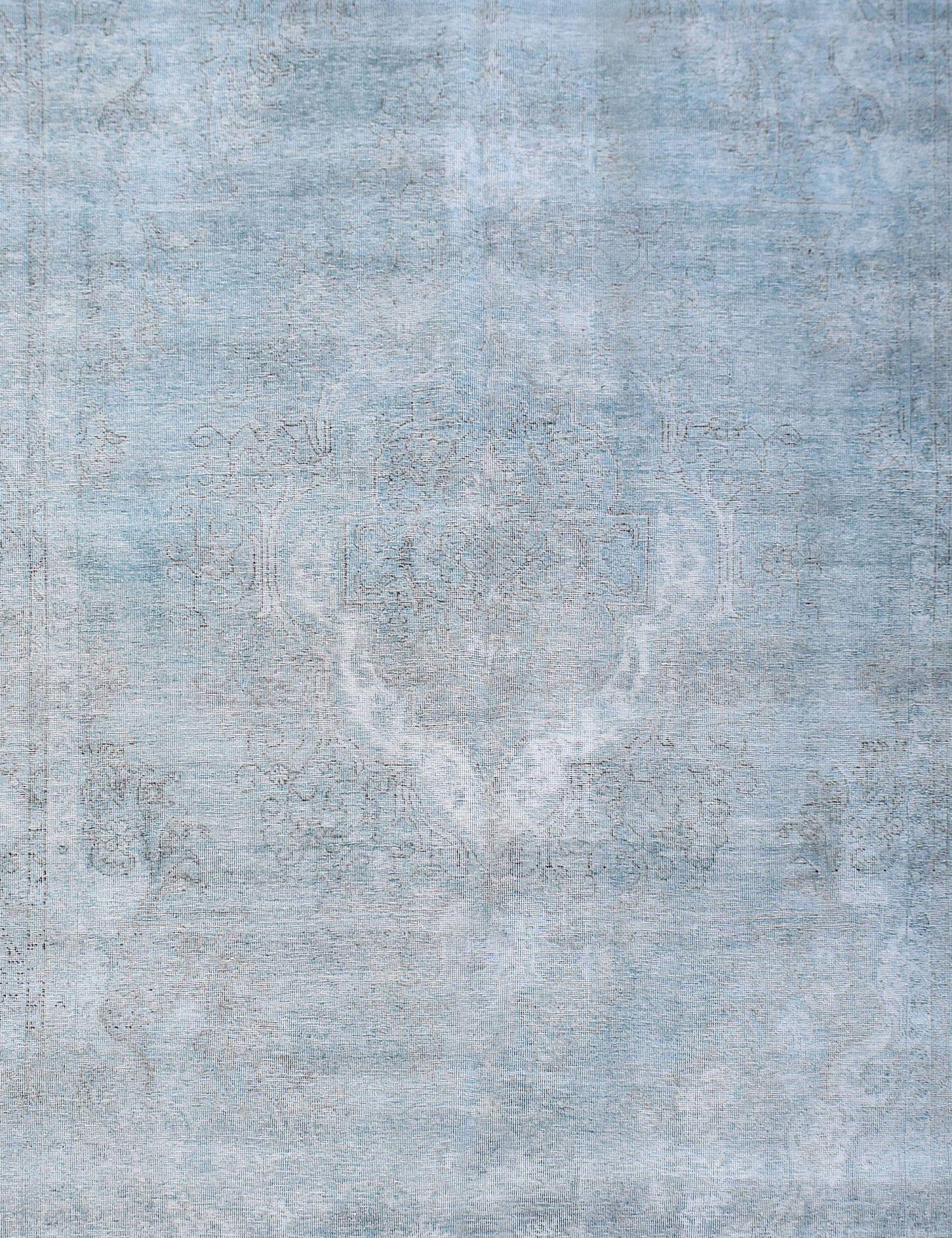 Tappeto Vintage  blu <br/>330 x 238 cm
