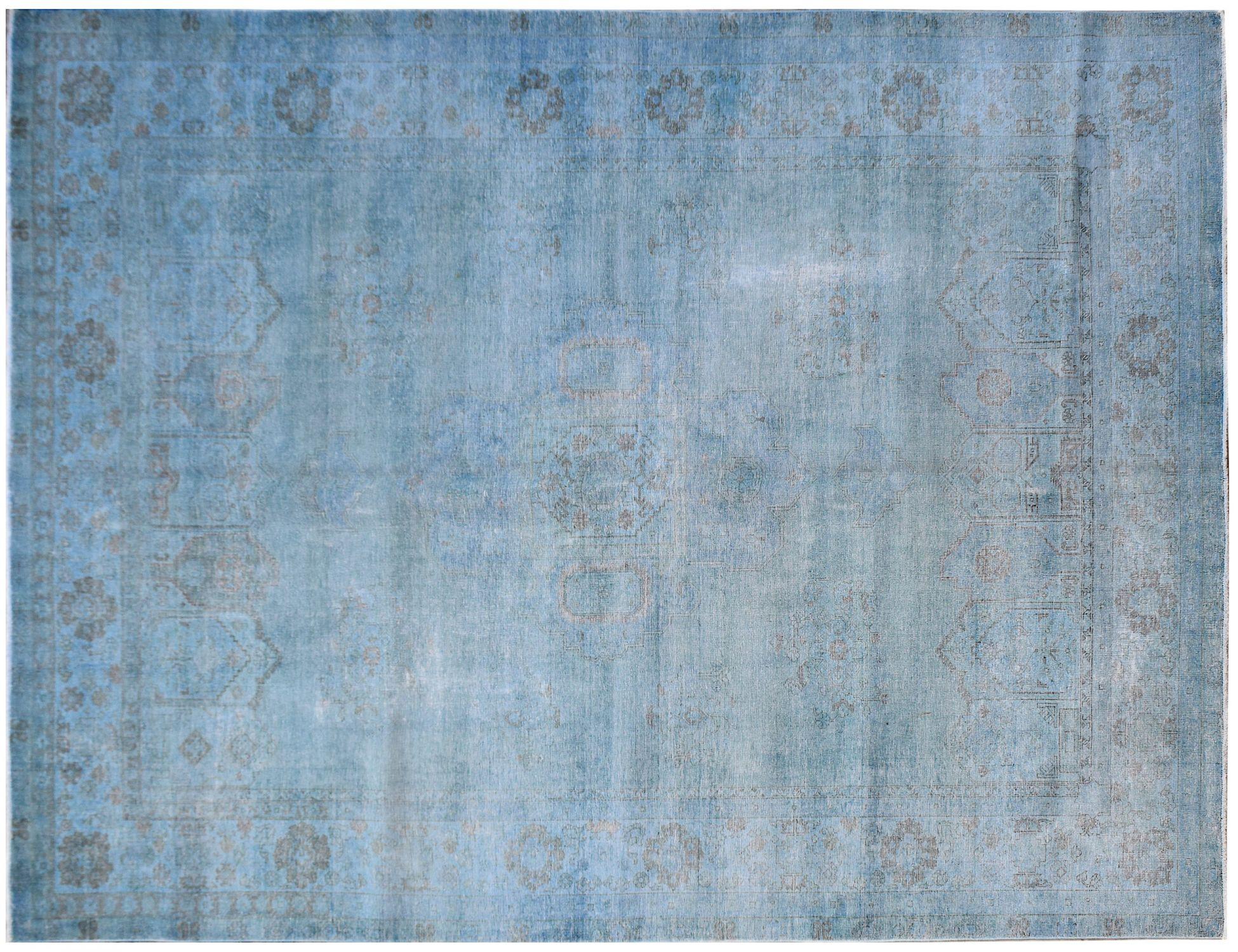 Vintage Matta  sininen <br/>342 x 246 cm