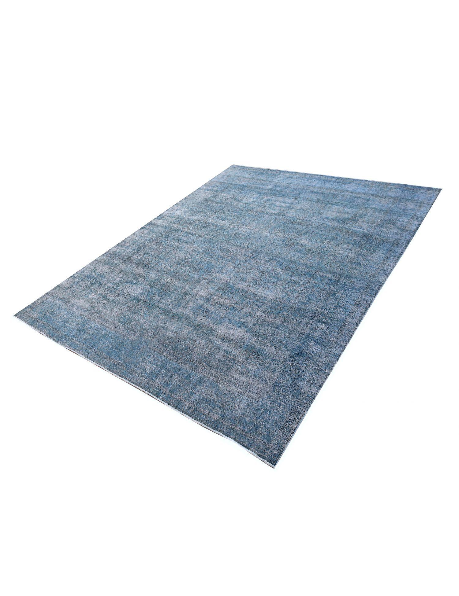 Tappeto Vintage  blu <br/>378 x 292 cm