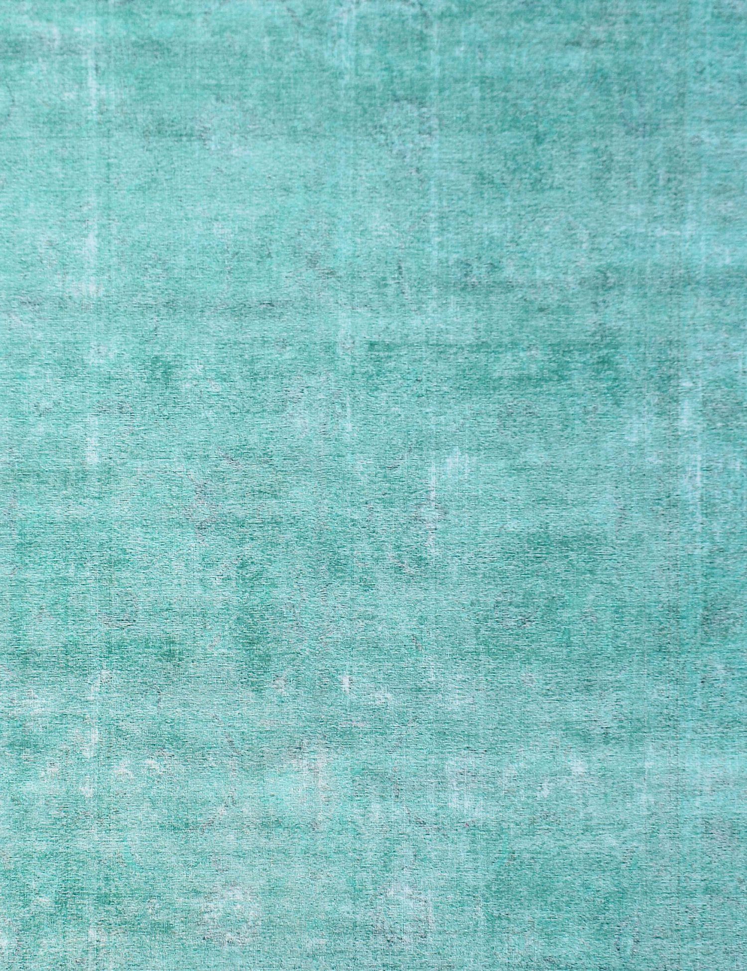 Tappeto Vintage  verde <br/>373 x 267 cm