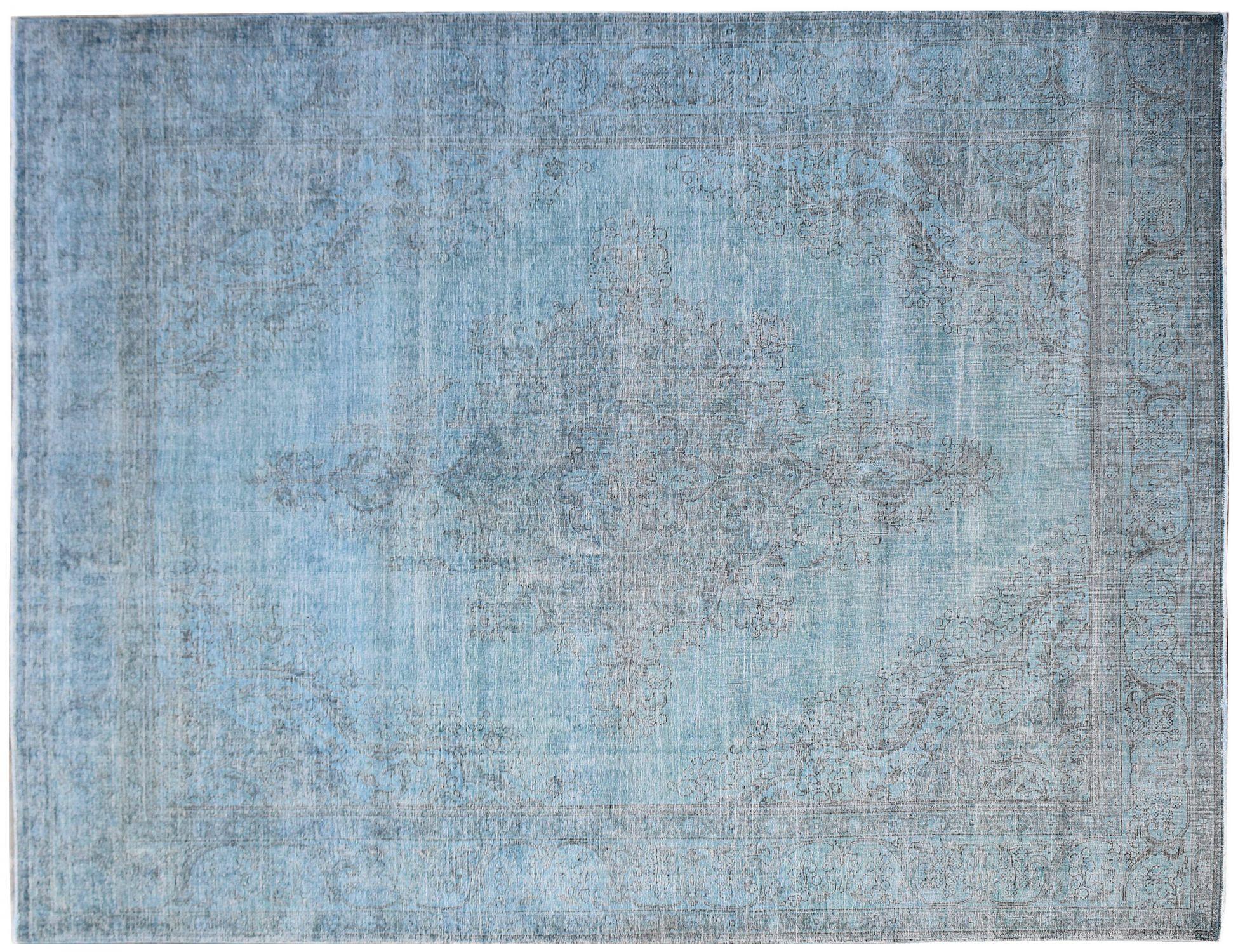 Vintage Teppich  blau <br/>383 x 298 cm