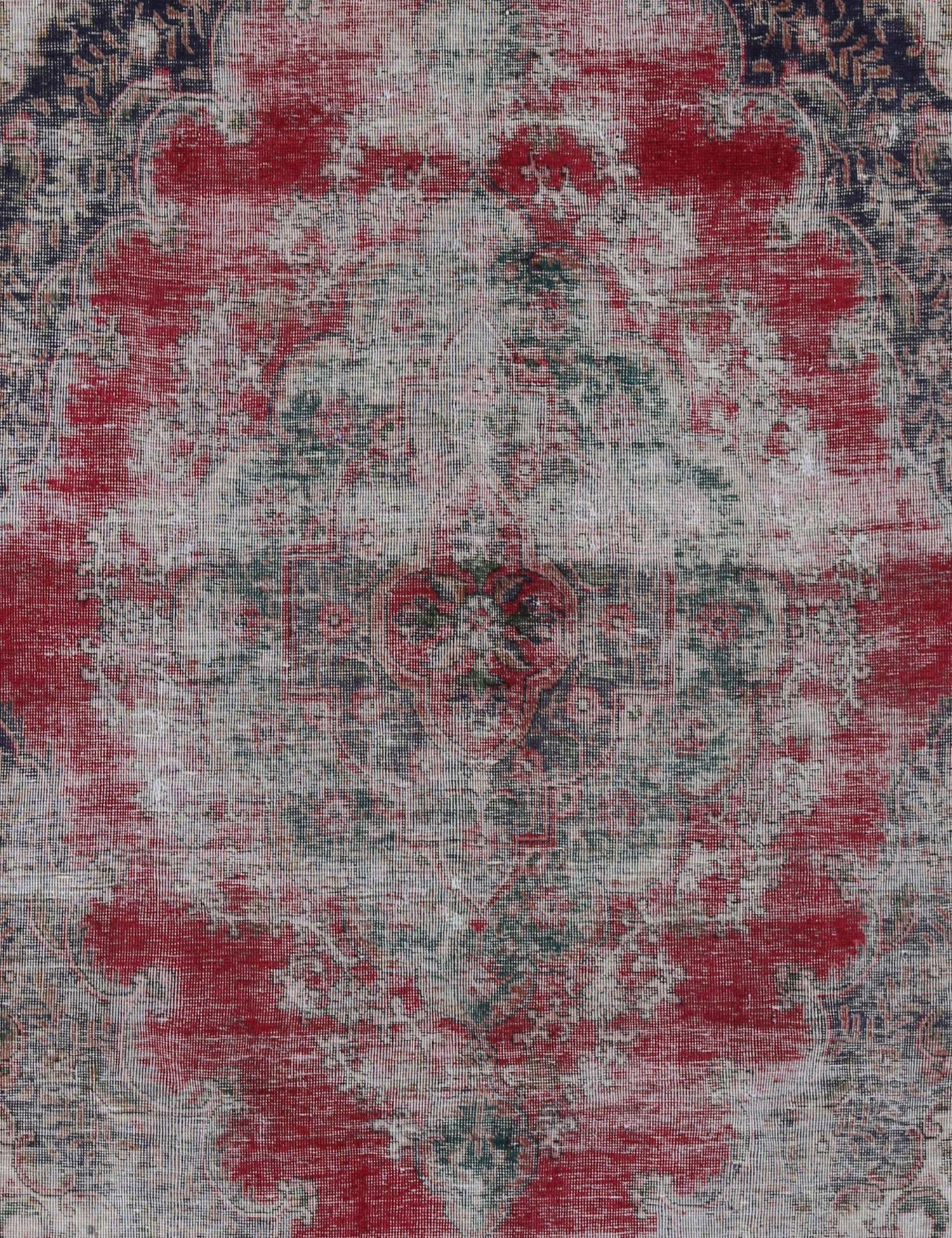 Tappeto Retro  rosso <br/>298 x 203 cm