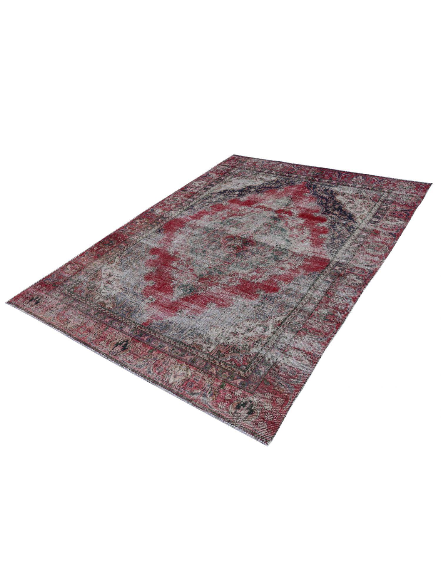 Stonewash  rosso <br/>298 x 203 cm