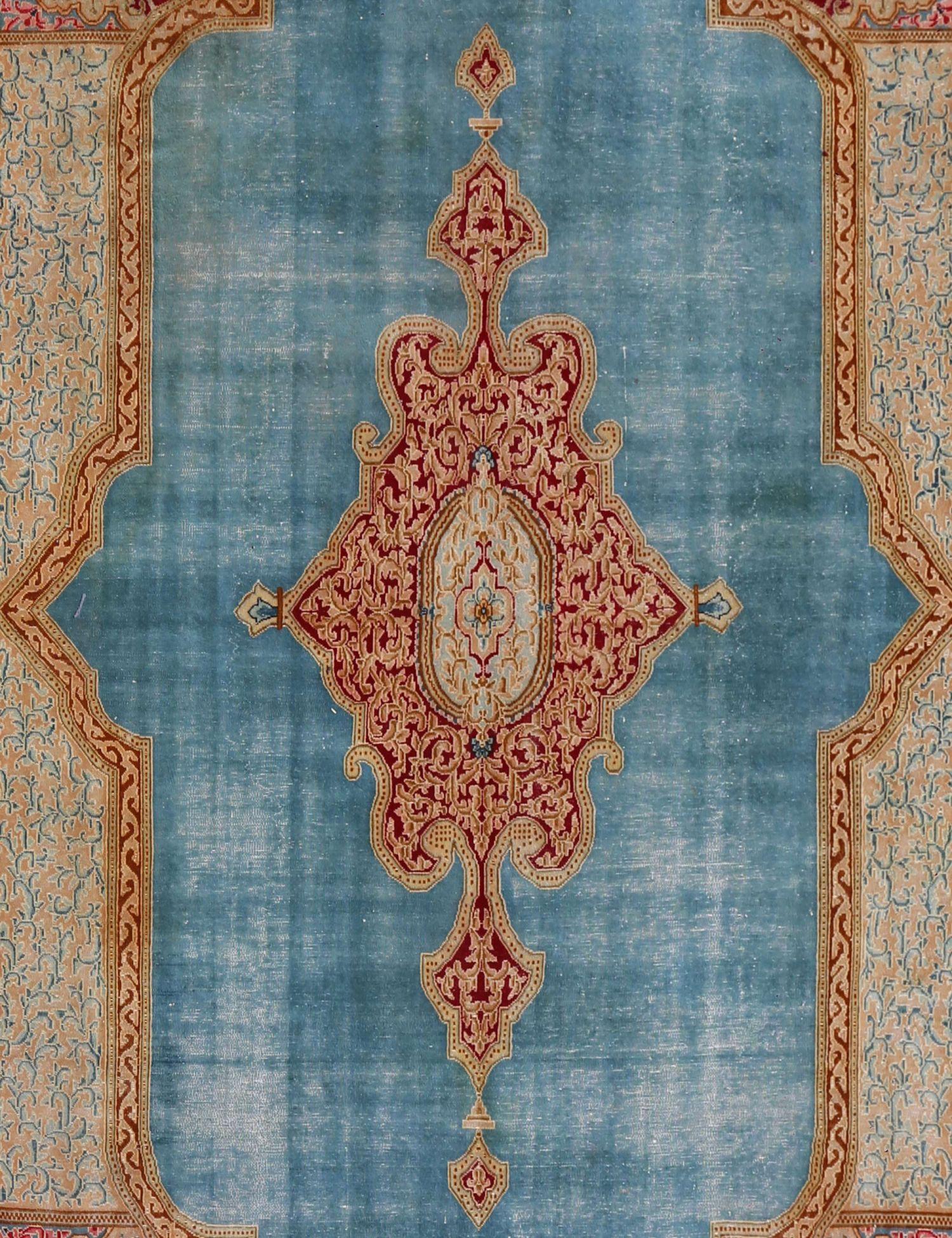 Retro  blu <br/>408 x 303 cm