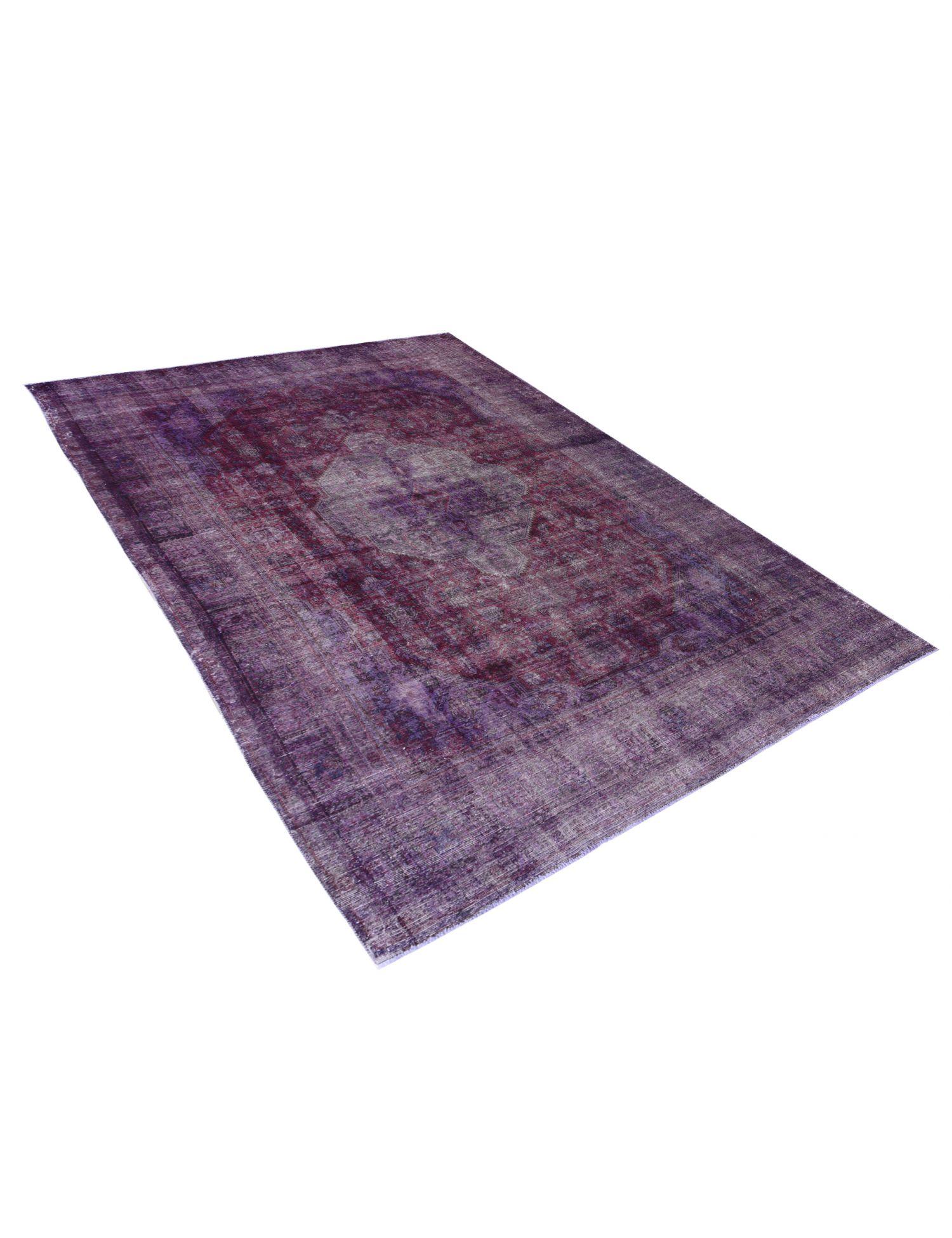 Vintage Teppich  lila <br/>382 x 294 cm