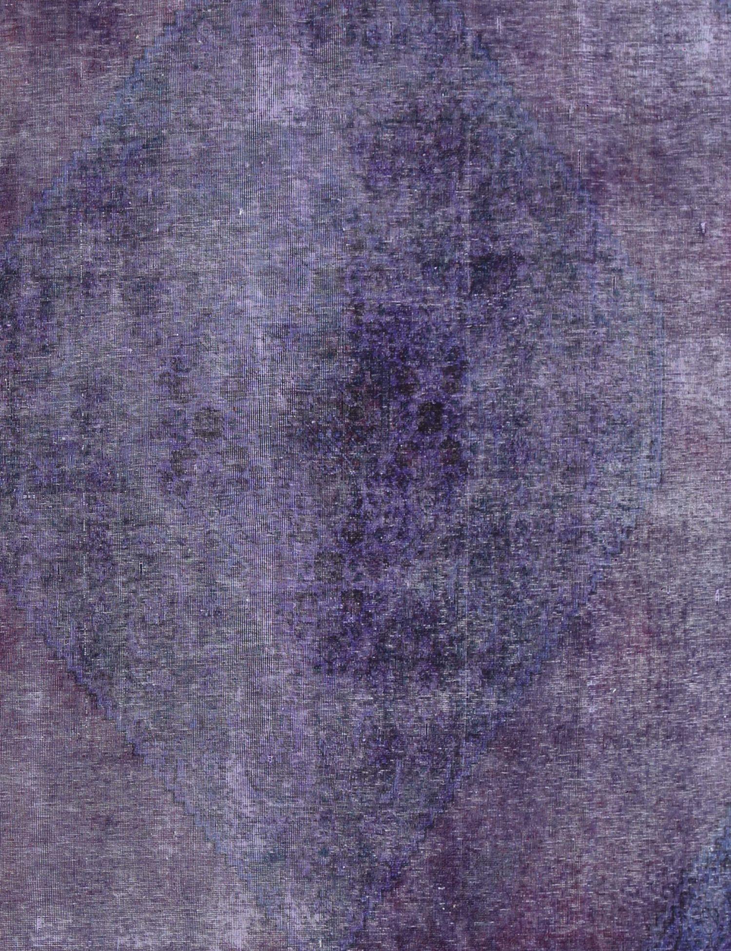 Tappeto Vintage  viola <br/>317 x 221 cm