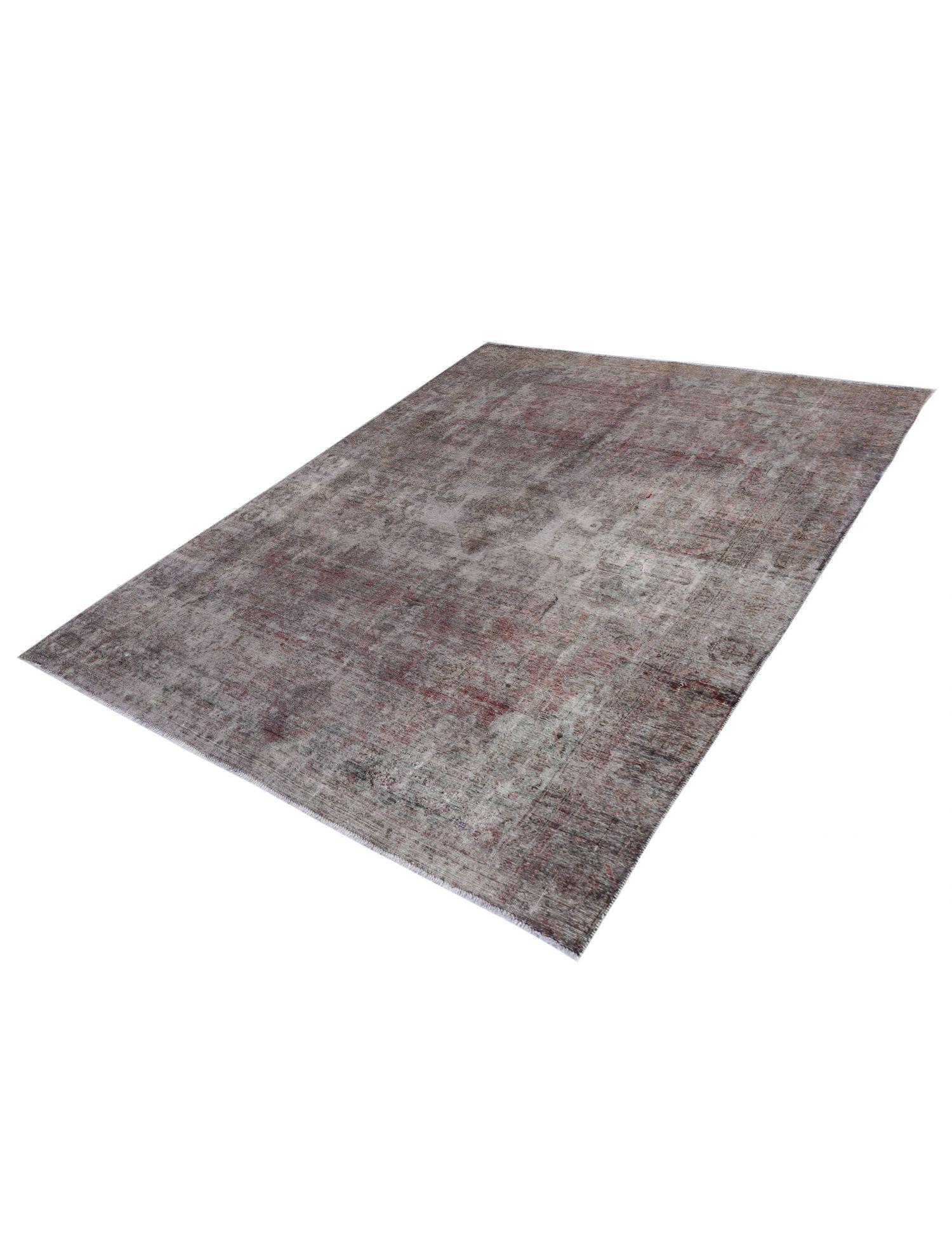 Tappeto Vintage  grigio <br/>322 x 263 cm