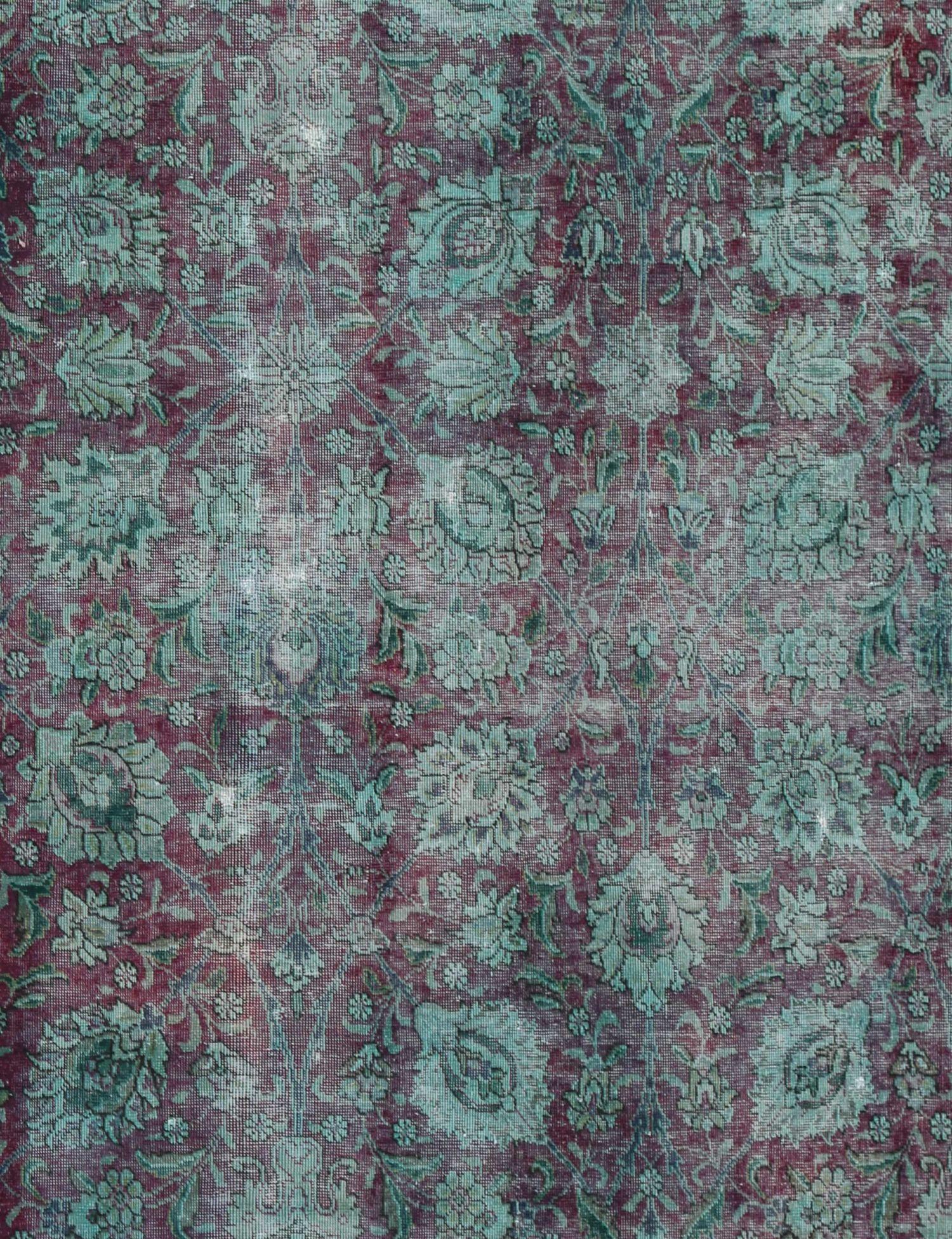 Tappeto Vintage  verde <br/>292 x 204 cm
