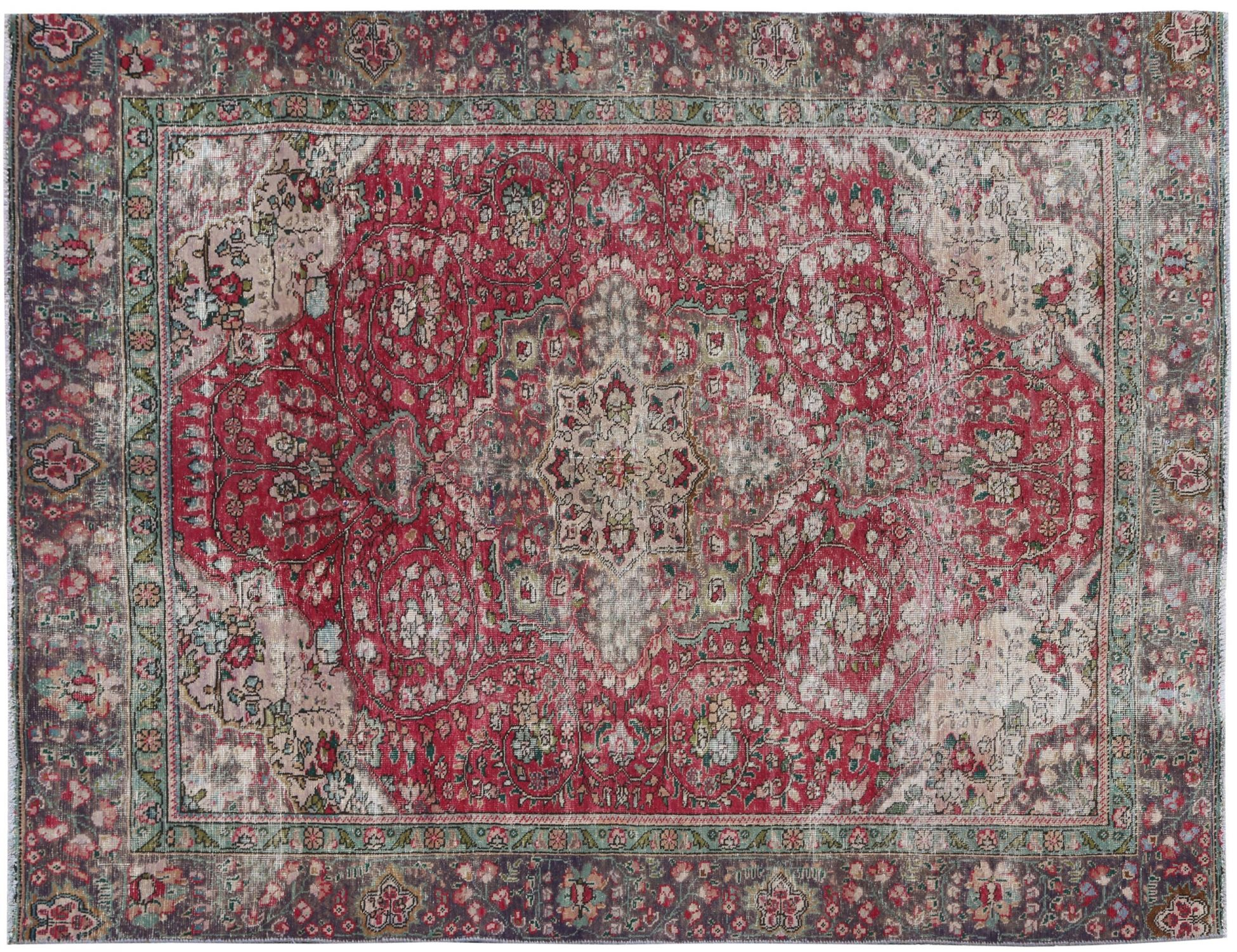 Retro  rosso <br/>289 x 185 cm