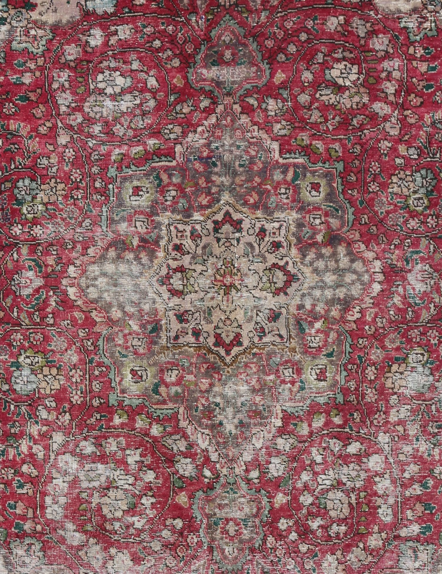Stonewash  punainen <br/>289 x 185 cm