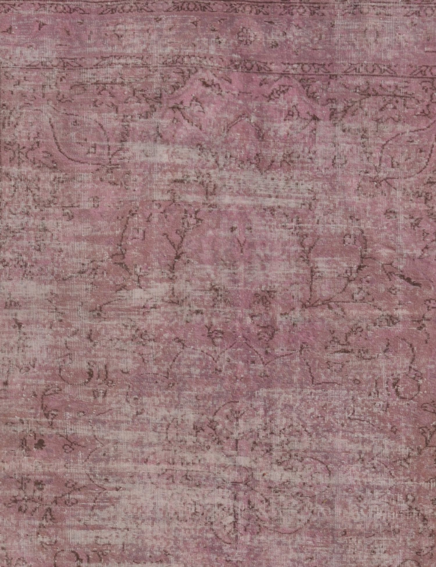 Tappeto Vintage  rosa <br/>285 x 205 cm
