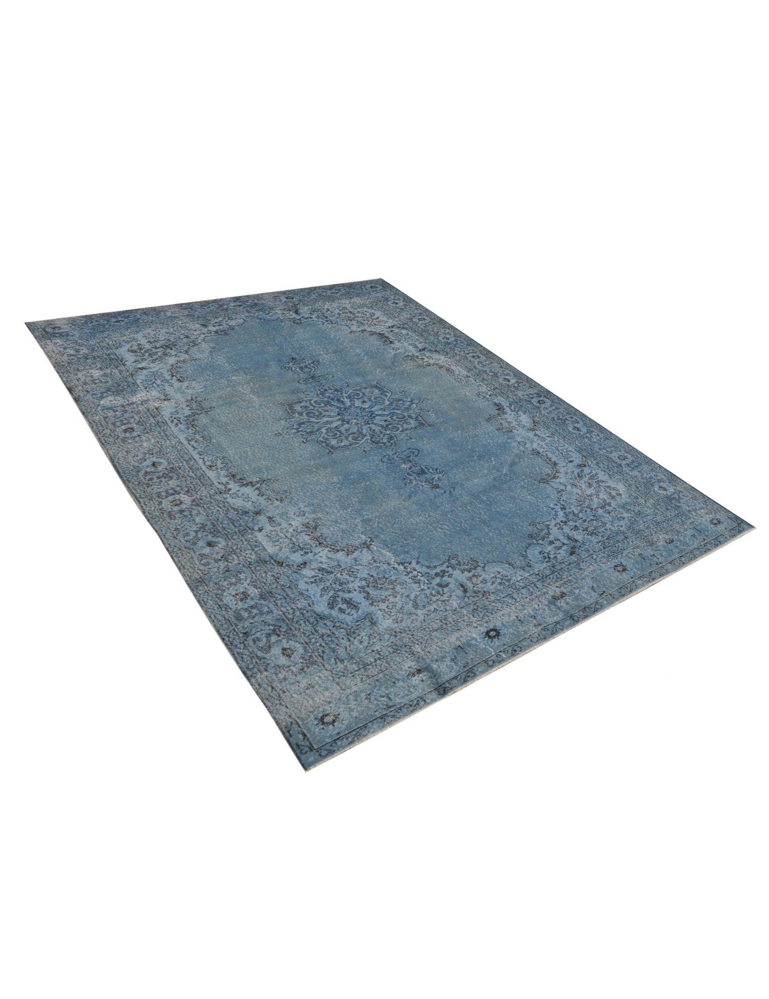 Tappeto Vintage  blu <br/>349 x 198 cm