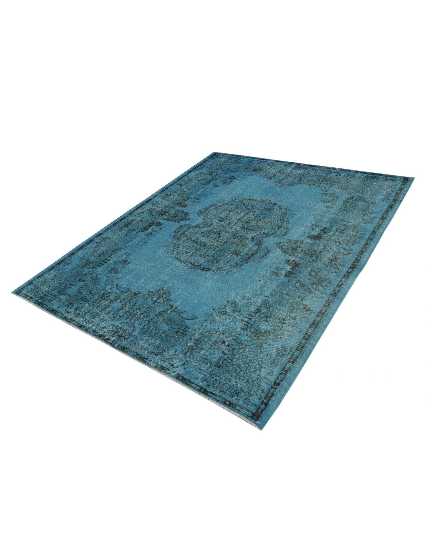 Tappeto Vintage  blu <br/>290 x 194 cm