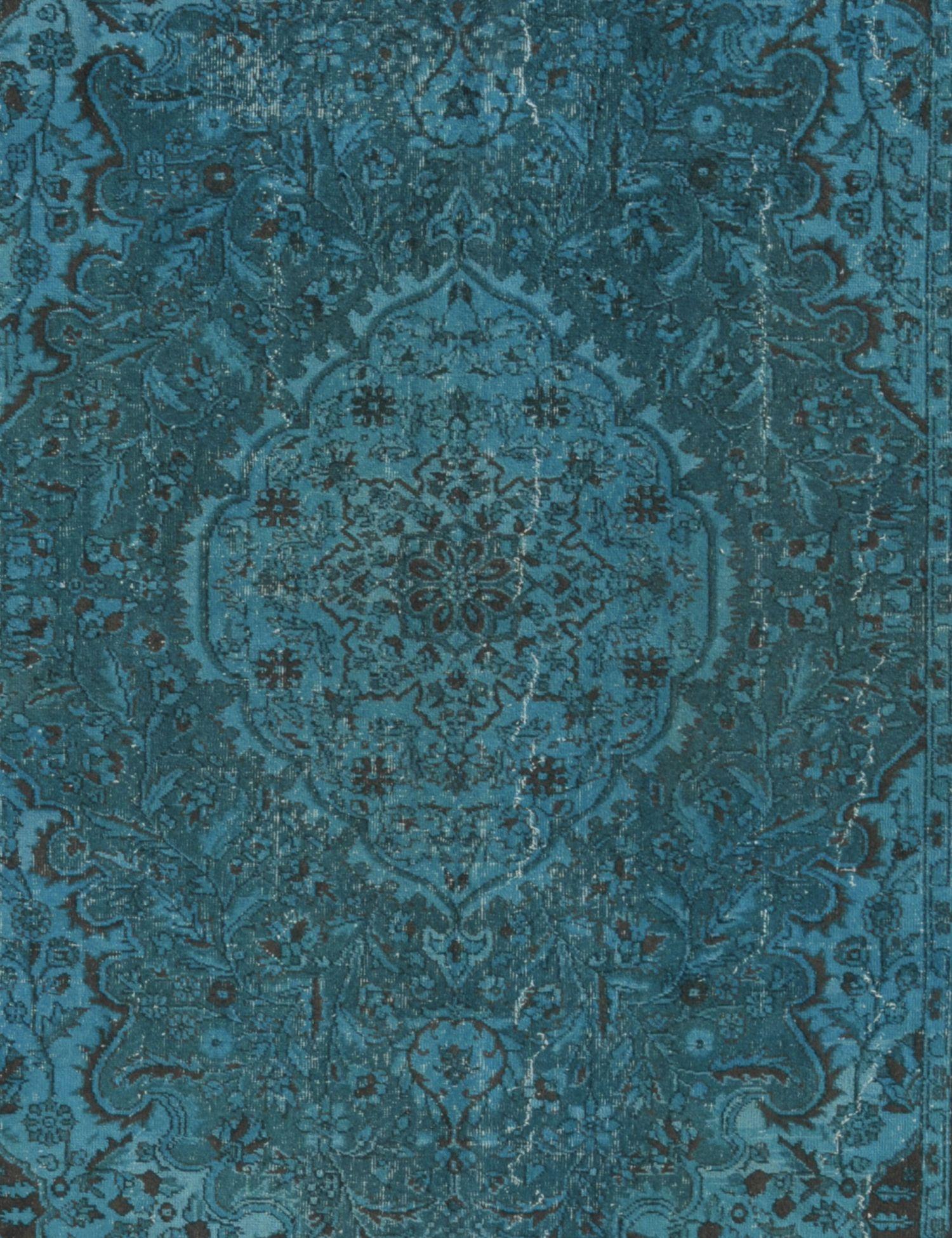 Tappeto Vintage  turchese <br/>270 x 210 cm