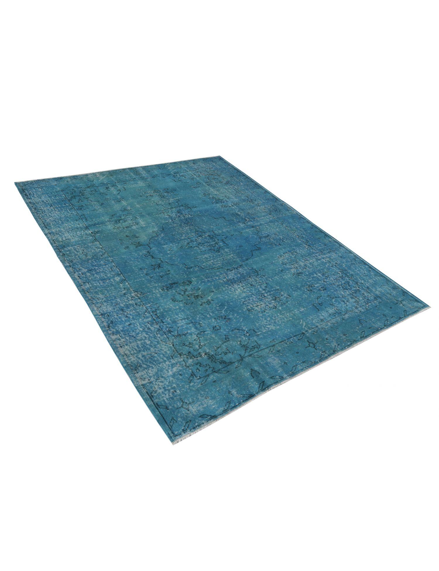 Tappeto Vintage  blu <br/>264 x 175 cm