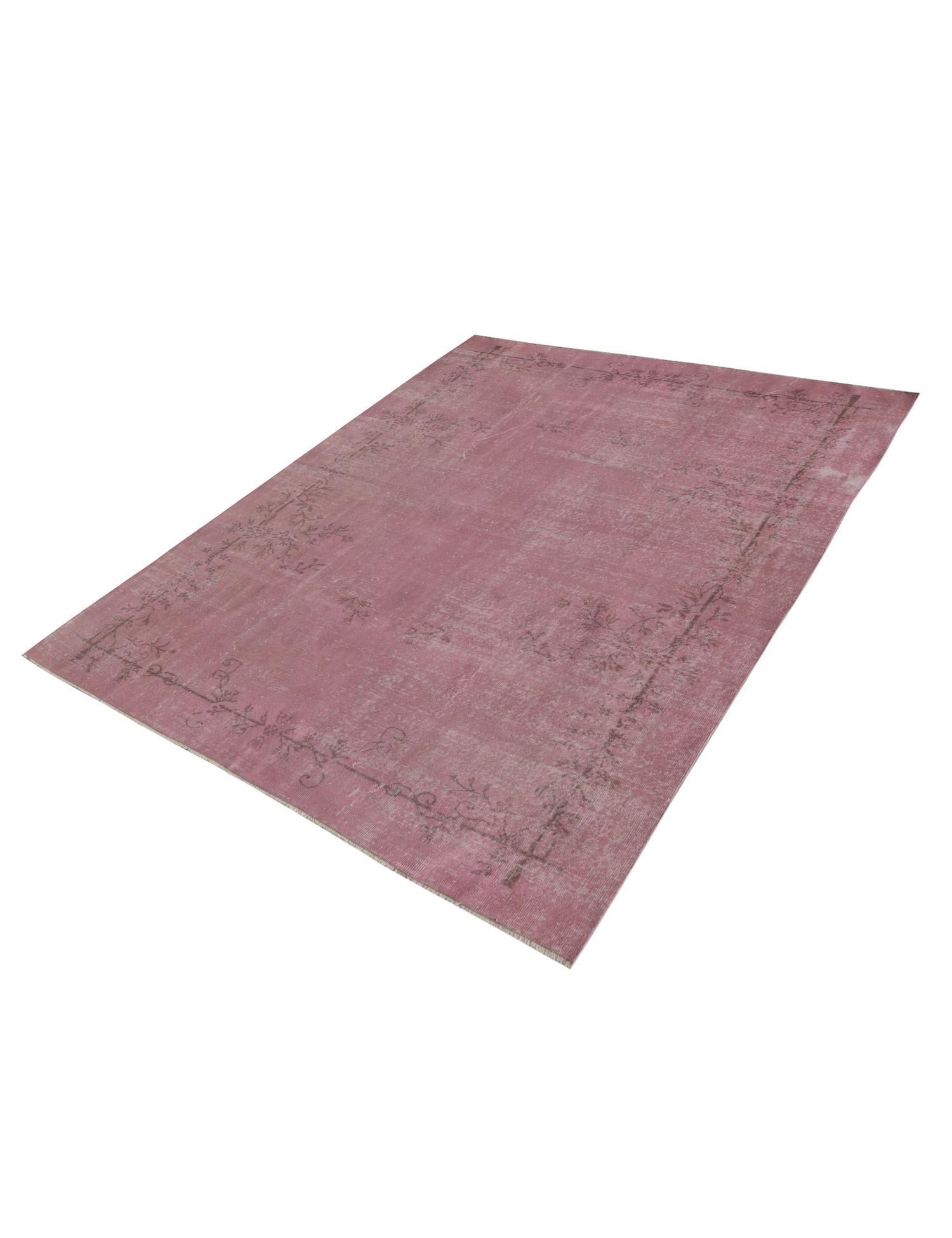 Tappeto Vintage  rosa <br/>278 x 201 cm