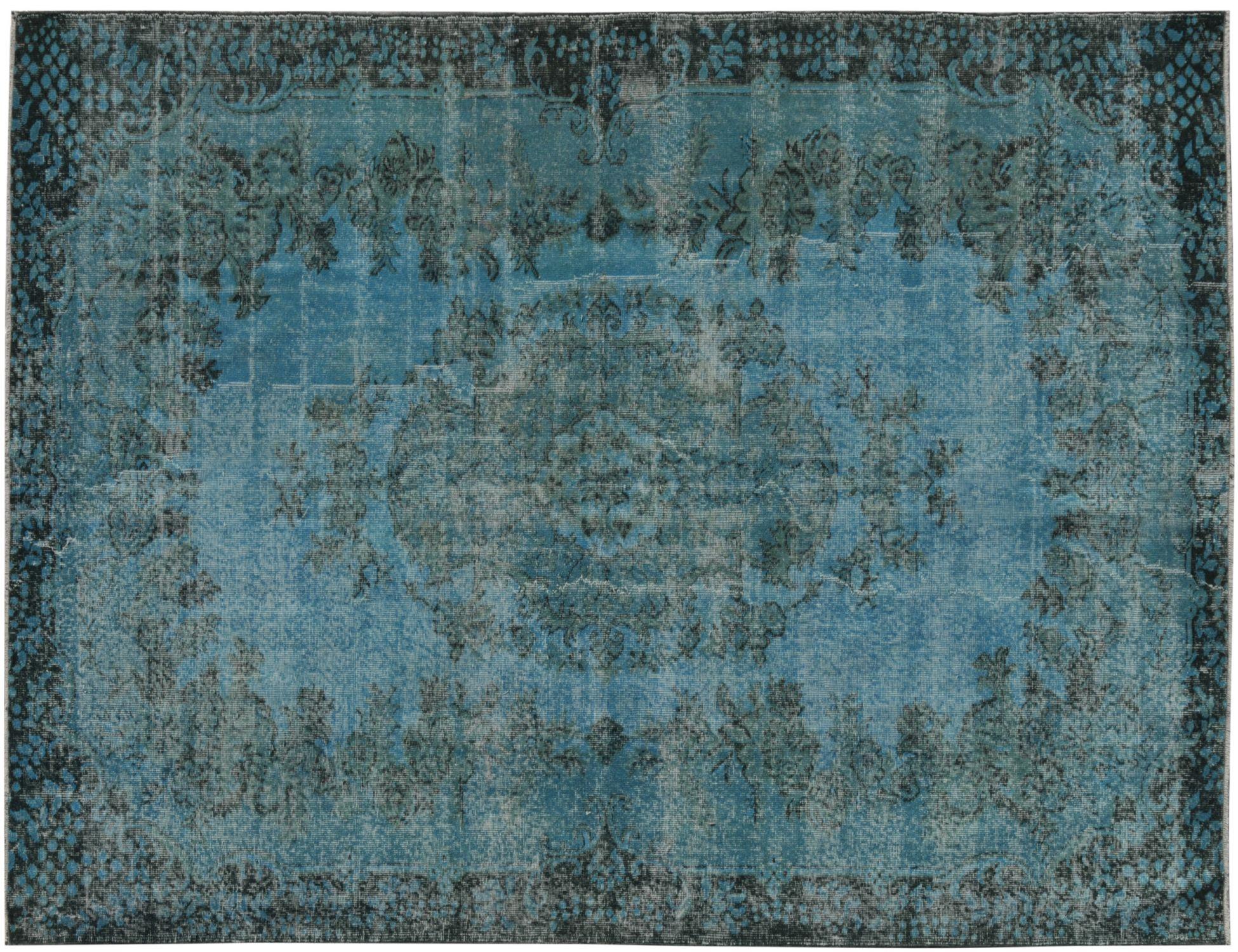 Tappeto Vintage  blu <br/>306 x 200 cm