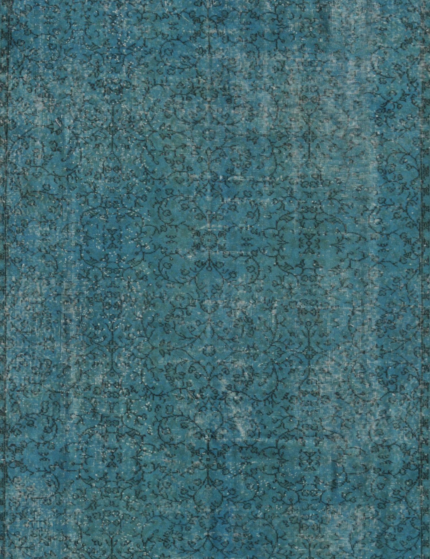 Tappeto Vintage  turchese <br/>300 x 200 cm