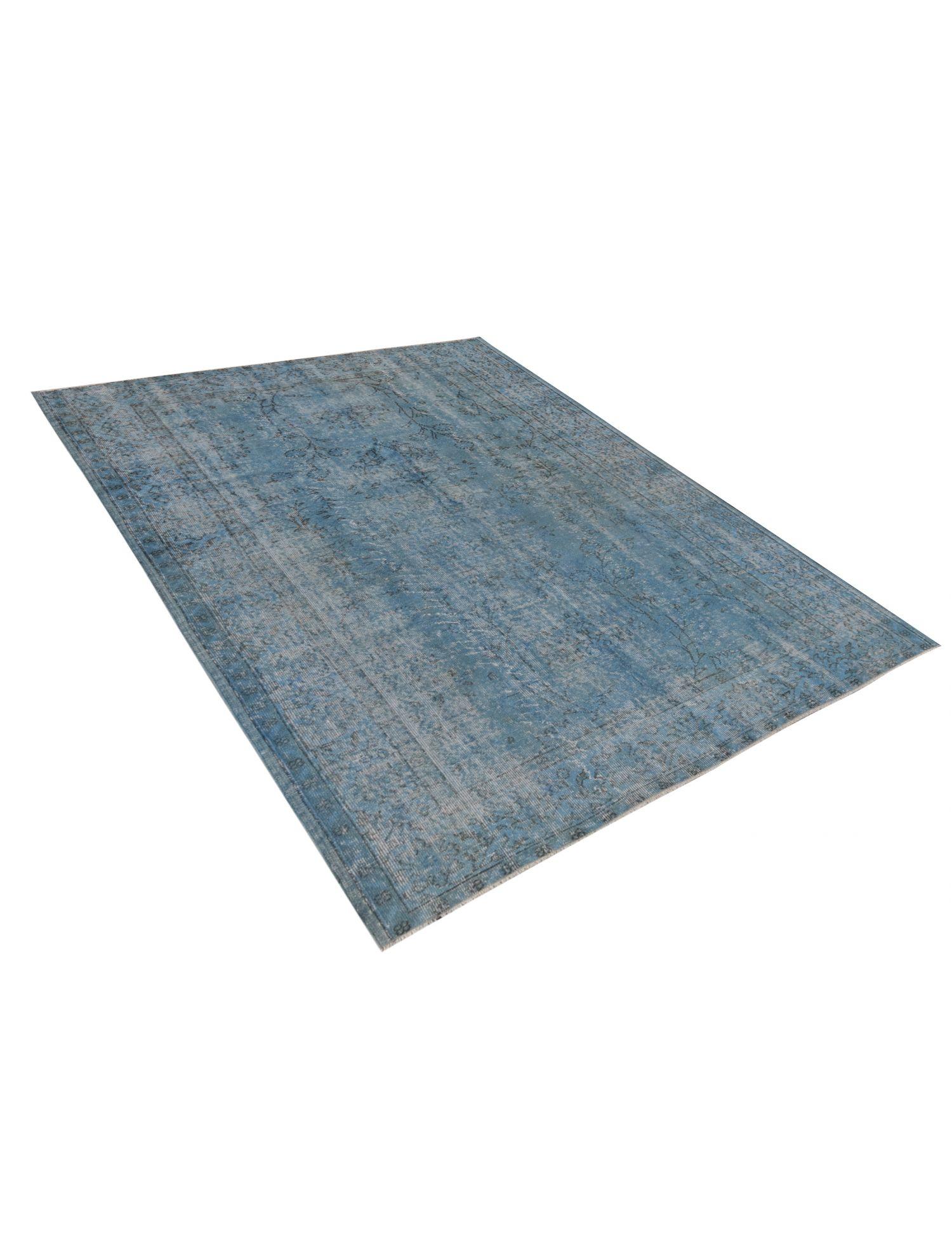 Vintage Teppich  blau <br/>267 x 175 cm