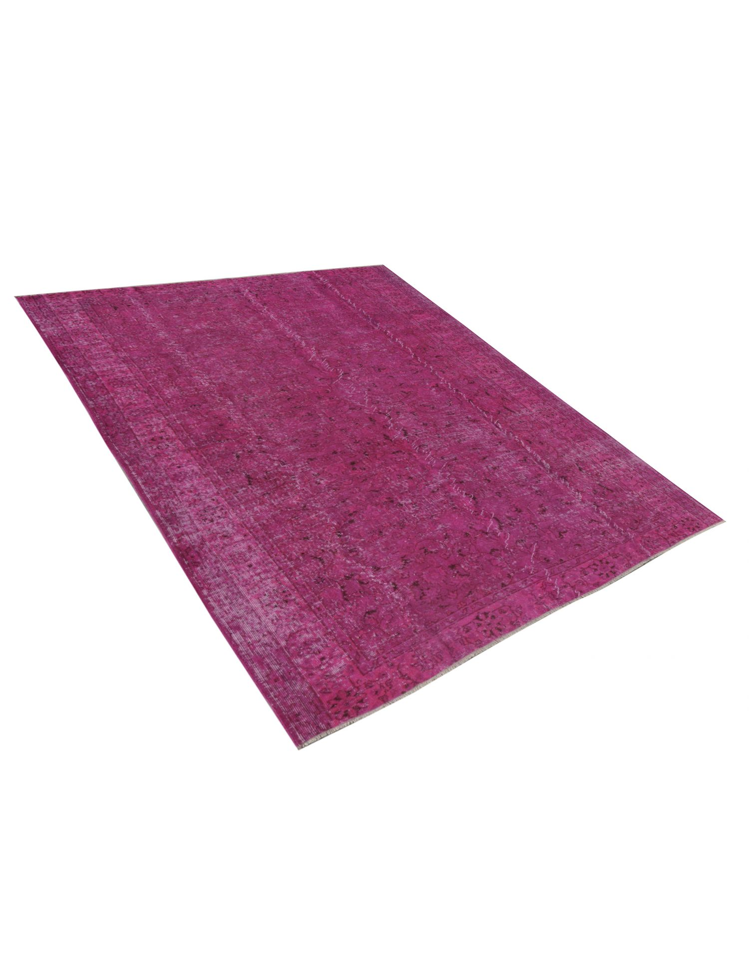 Tappeto Vintage  rosa <br/>285 x 214 cm