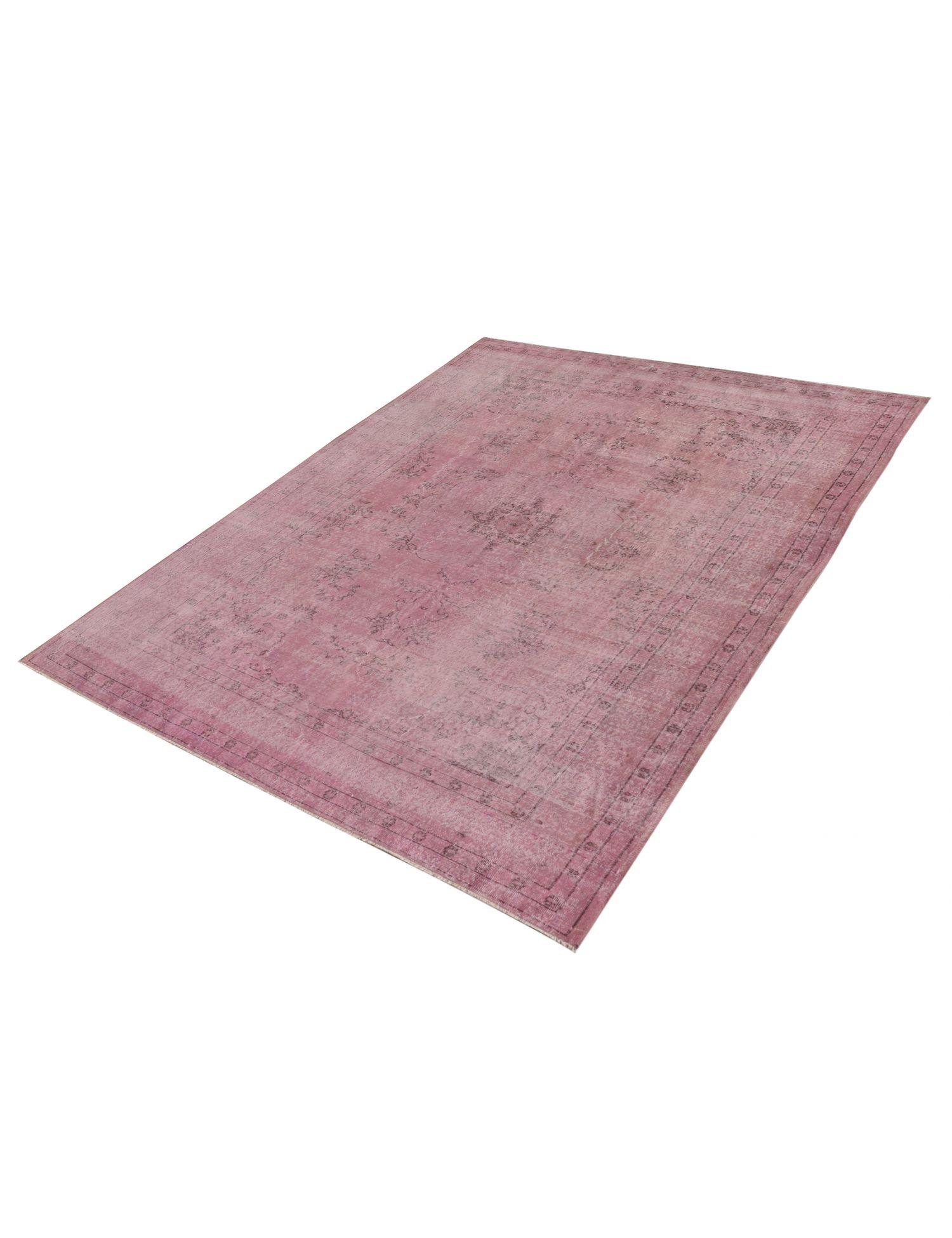 Tappeto Vintage  rosa <br/>315 x 208 cm