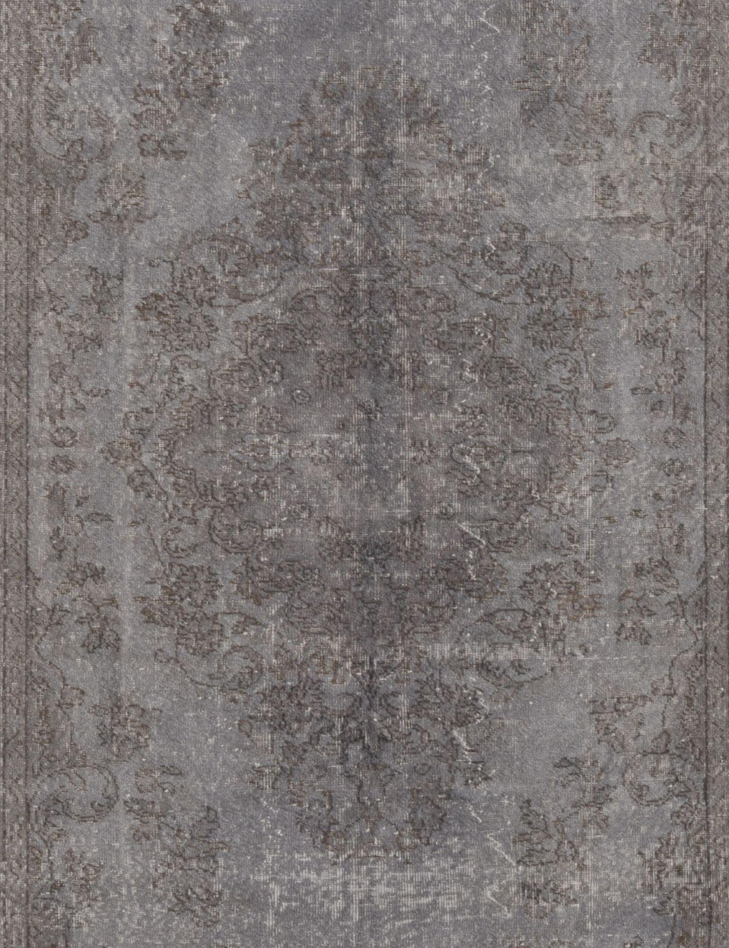 Tappeto Vintage  grigio <br/>275 x 167 cm