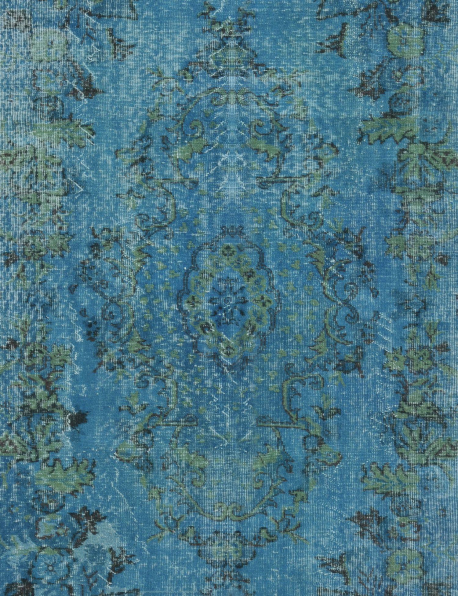 Tappeto Vintage  blu <br/>263 x 176 cm