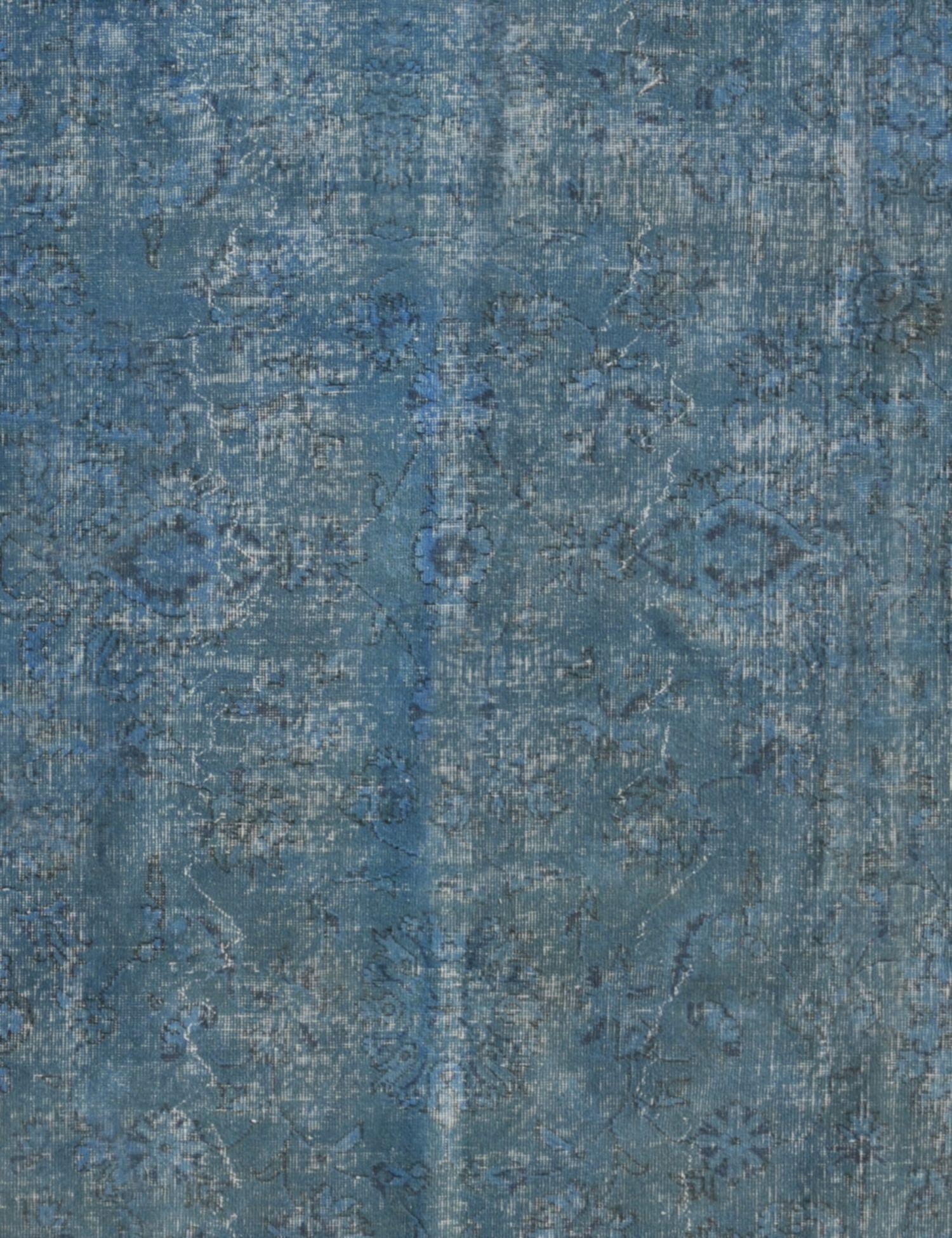 Tappeto Vintage  blu <br/>298 x 193 cm