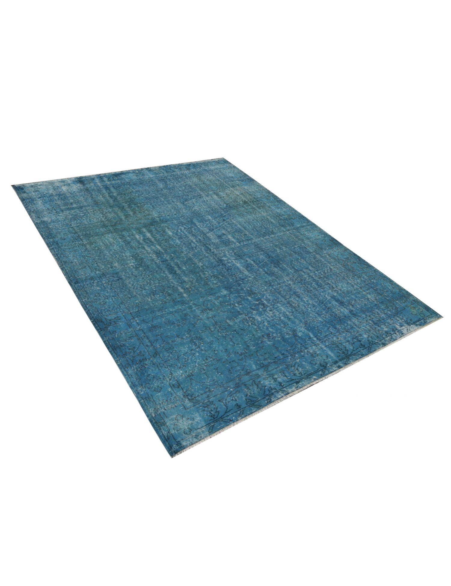 Tappeto Vintage  blu <br/>284 x 178 cm