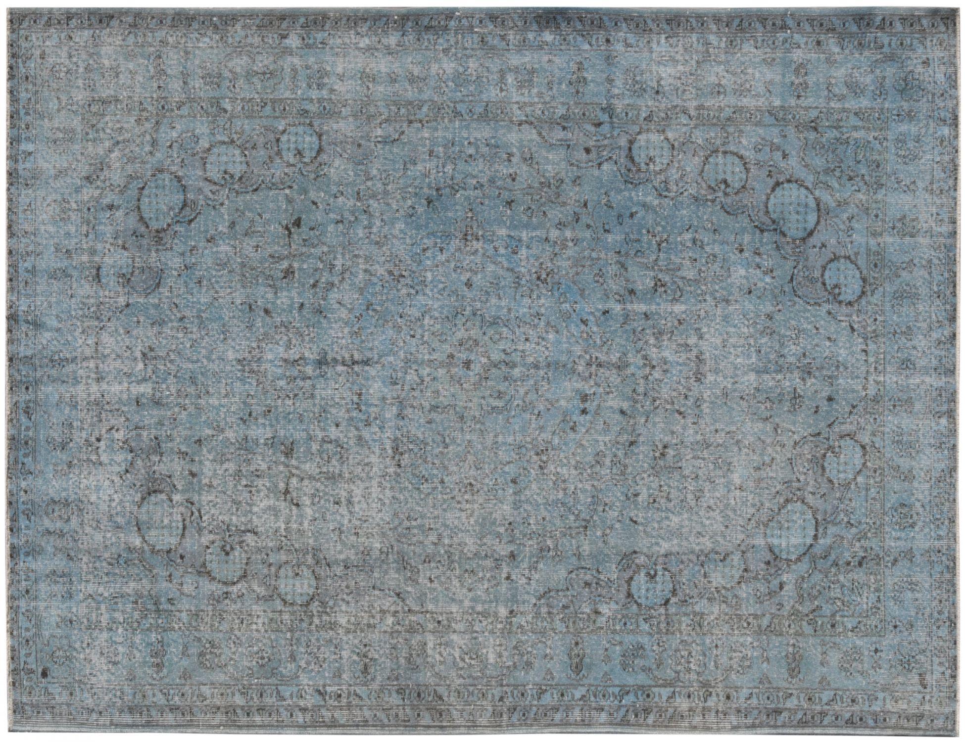 Tappeto Vintage  blu <br/>284 x 188 cm
