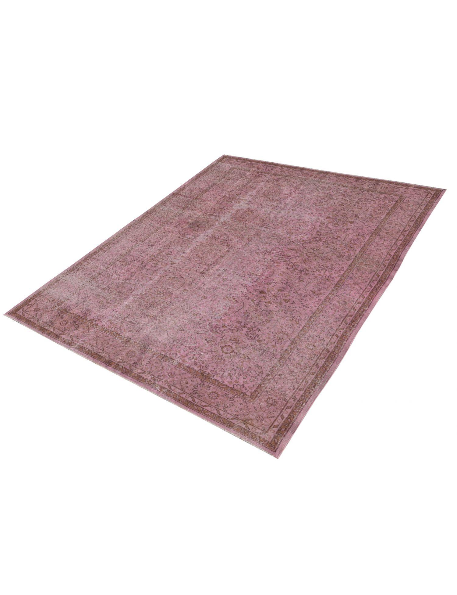 Tappeto Vintage  rosa <br/>316 x 200 cm