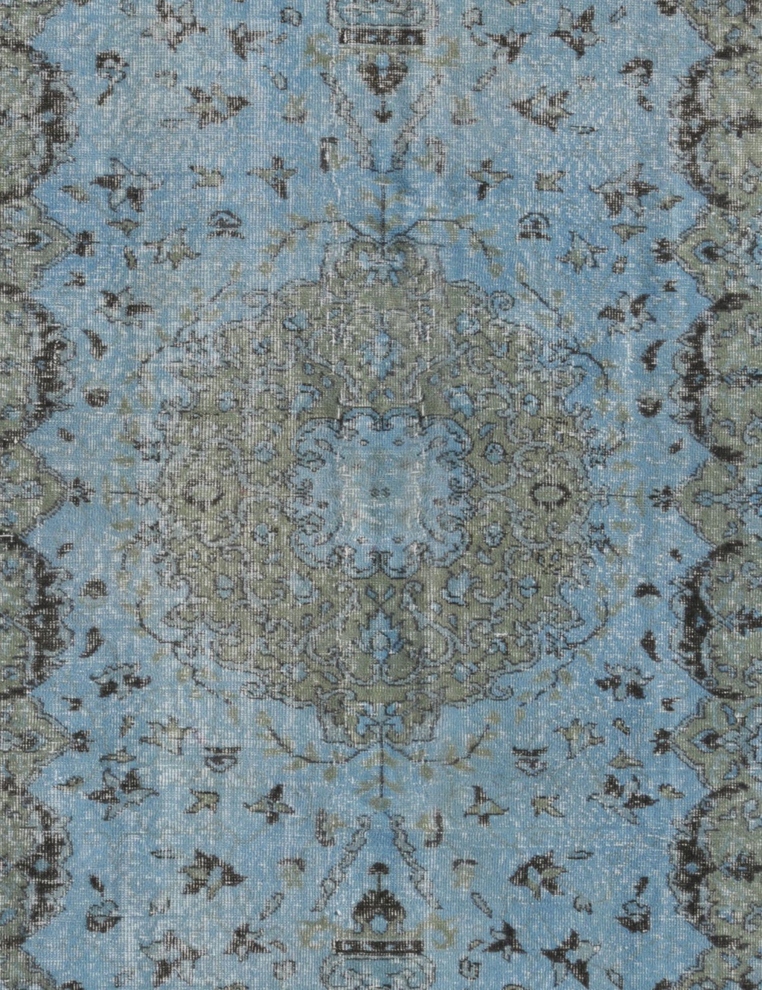 Tappeto Vintage  blu <br/>280 x 174 cm